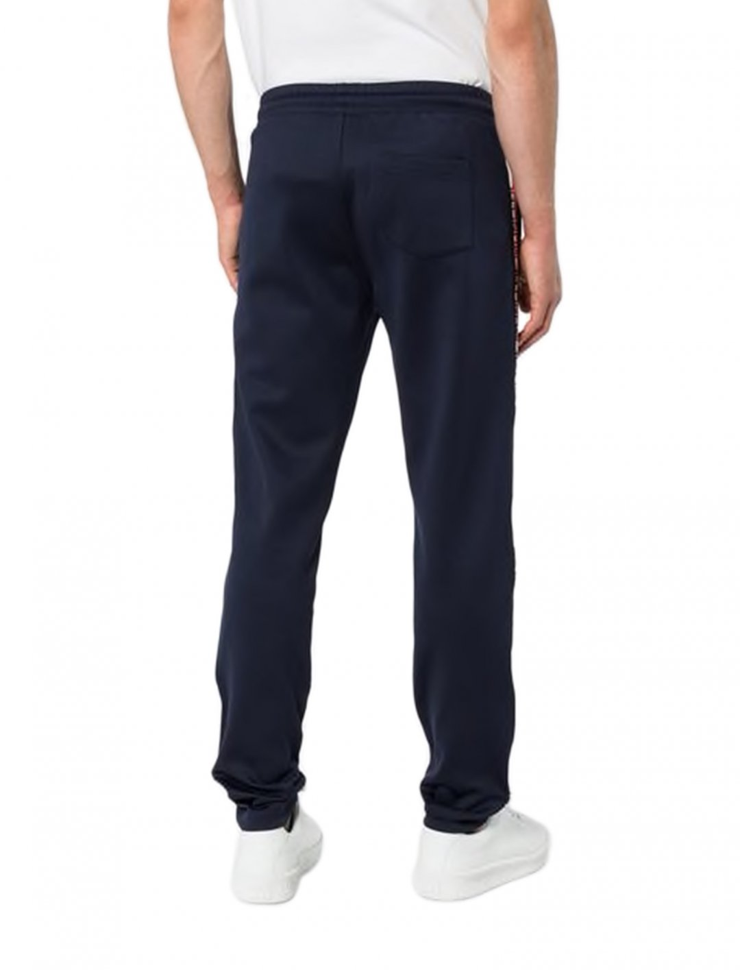 "Yungen's Side Stripe Track Pants {""id"":5,""product_section_id"":1,""name"":""Clothing"",""order"":5} Moncler"