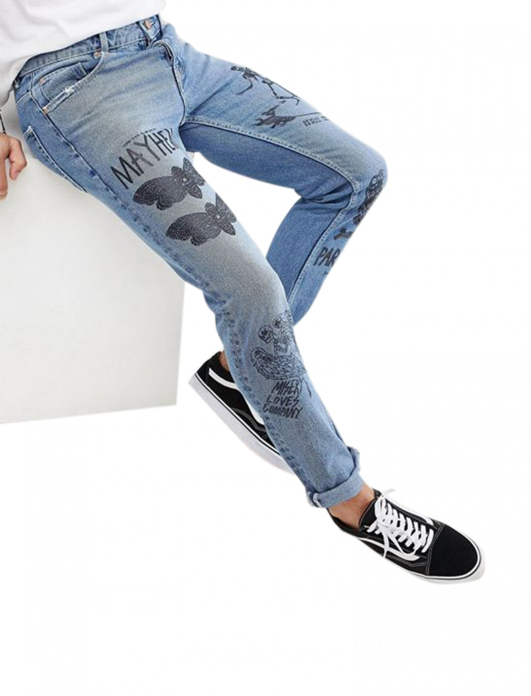 "Asos Slim Jeans {""id"":5,""product_section_id"":1,""name"":""Clothing"",""order"":5} Asos"