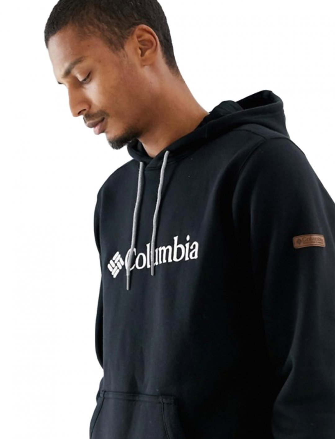 "Hoodie In Black {""id"":5,""product_section_id"":1,""name"":""Clothing"",""order"":5} Columbia"
