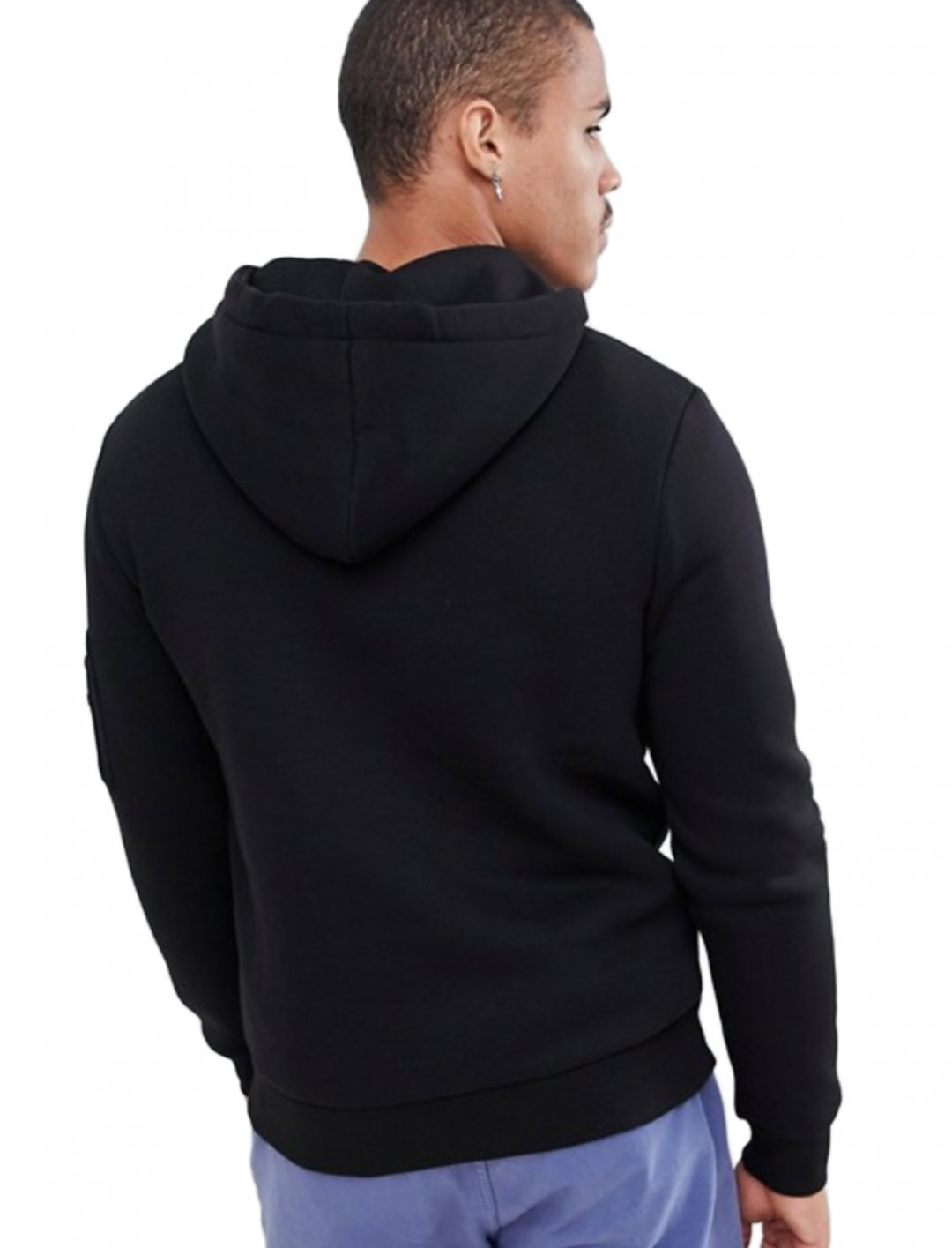 "Hoodie In Black {""id"":5,""product_section_id"":1,""name"":""Clothing"",""order"":5} Hype"