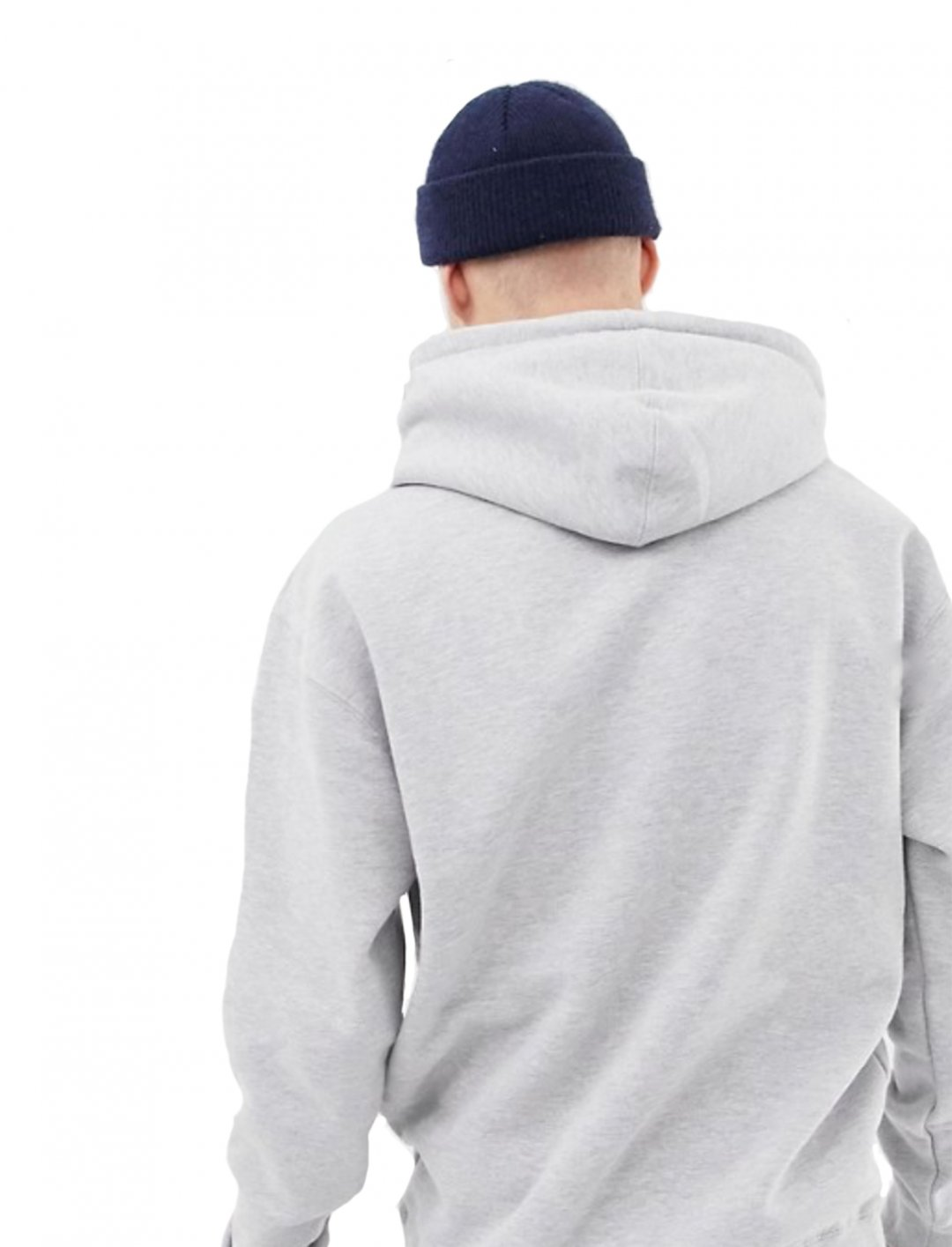 "Hoodie In Grey {""id"":5,""product_section_id"":1,""name"":""Clothing"",""order"":5} Parlez"