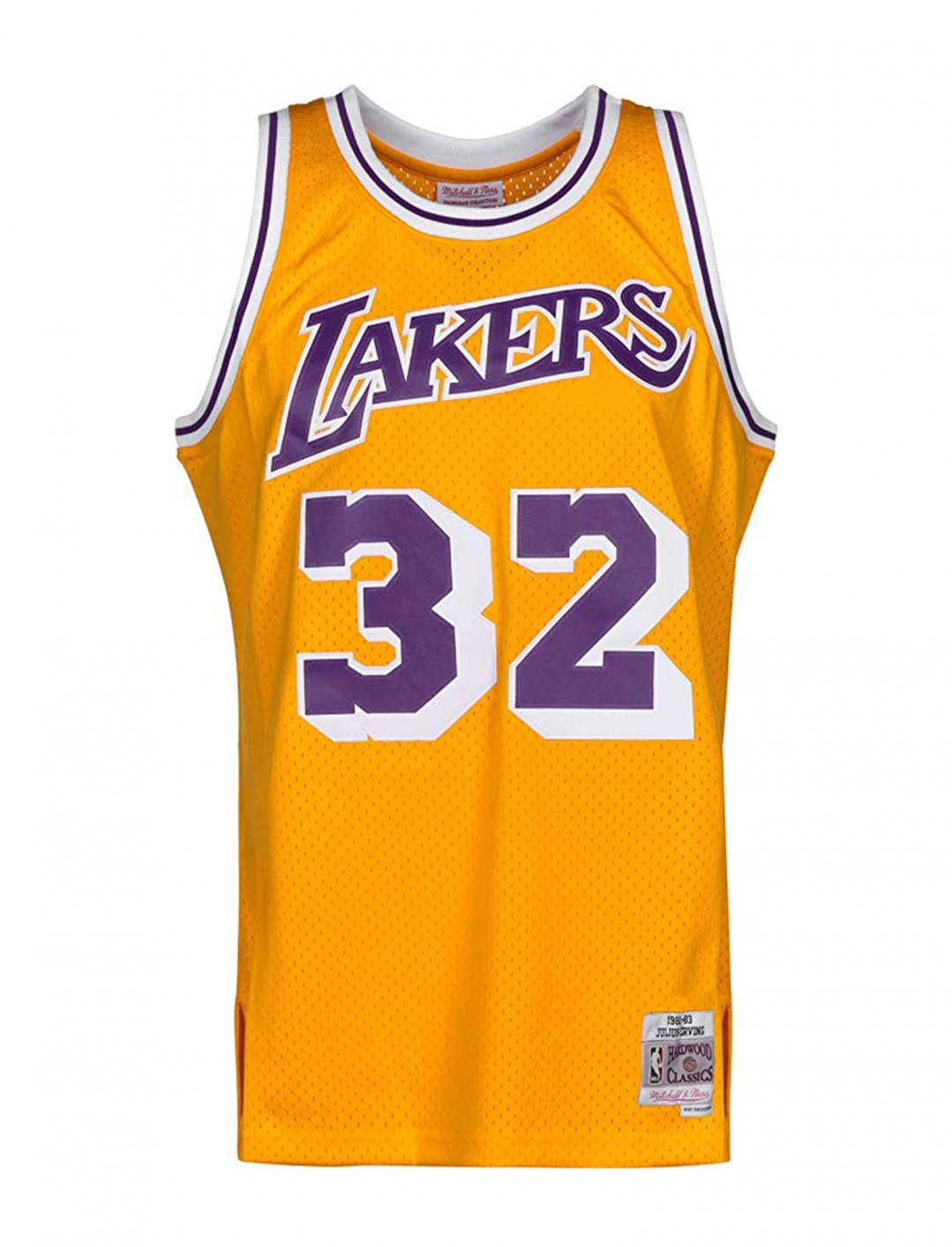 "Los Angeles Lakers T-Shirt {""id"":5,""product_section_id"":1,""name"":""Clothing"",""order"":5} Mitchell & Ness"