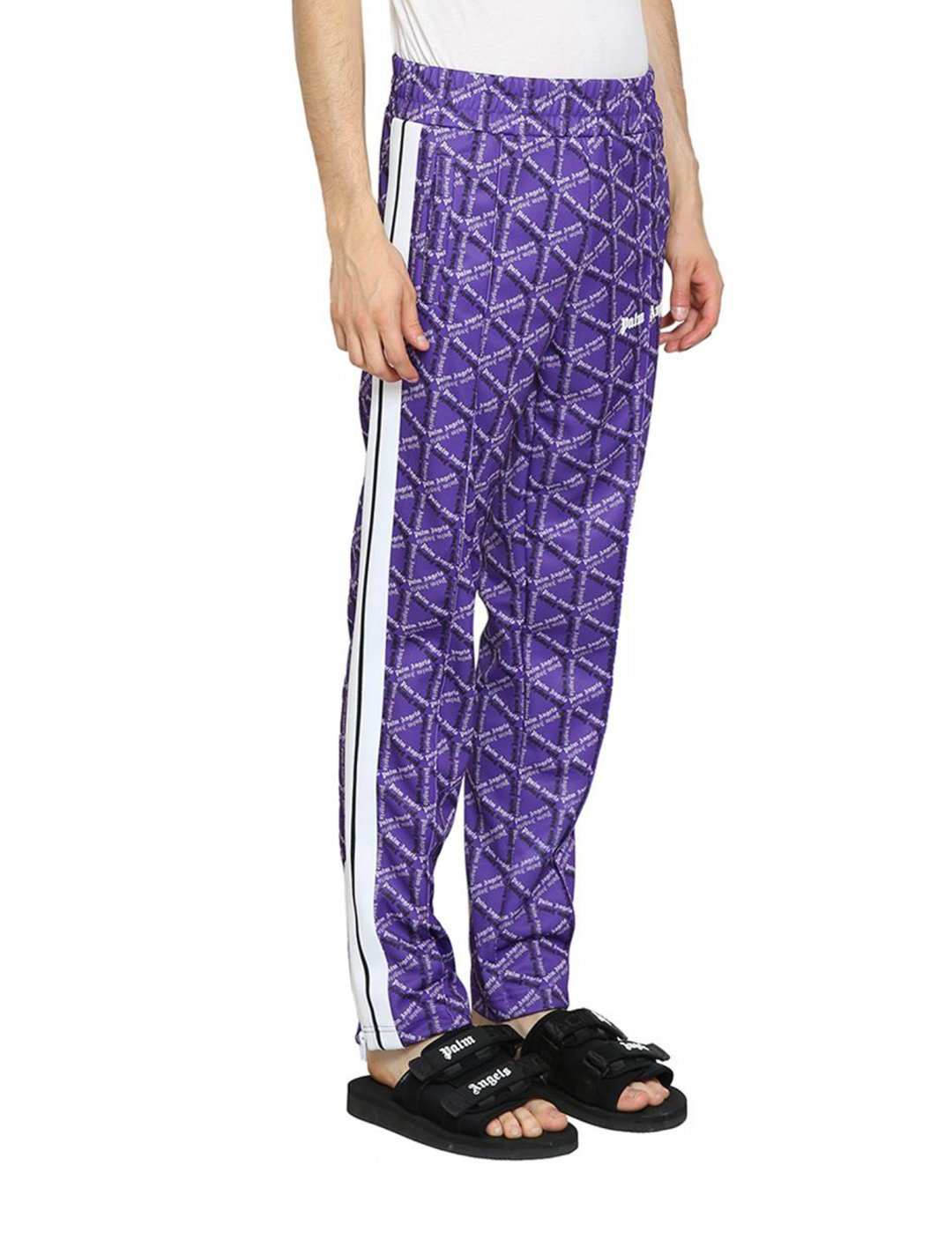 "Track Pants {""id"":5,""product_section_id"":1,""name"":""Clothing"",""order"":5} Palm Angels"