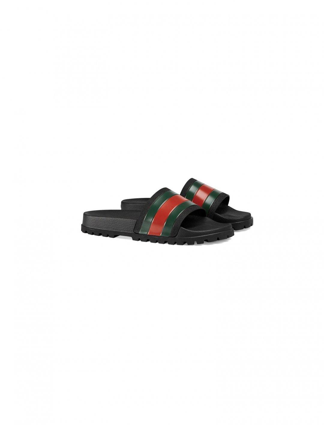 Black Slides  Gucci