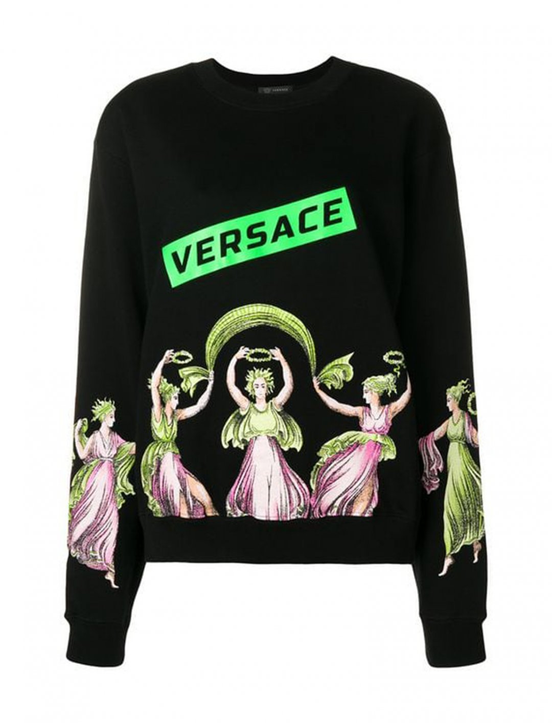 "B Young's Sweatshirt {""id"":5,""product_section_id"":1,""name"":""Clothing"",""order"":5} Versace"
