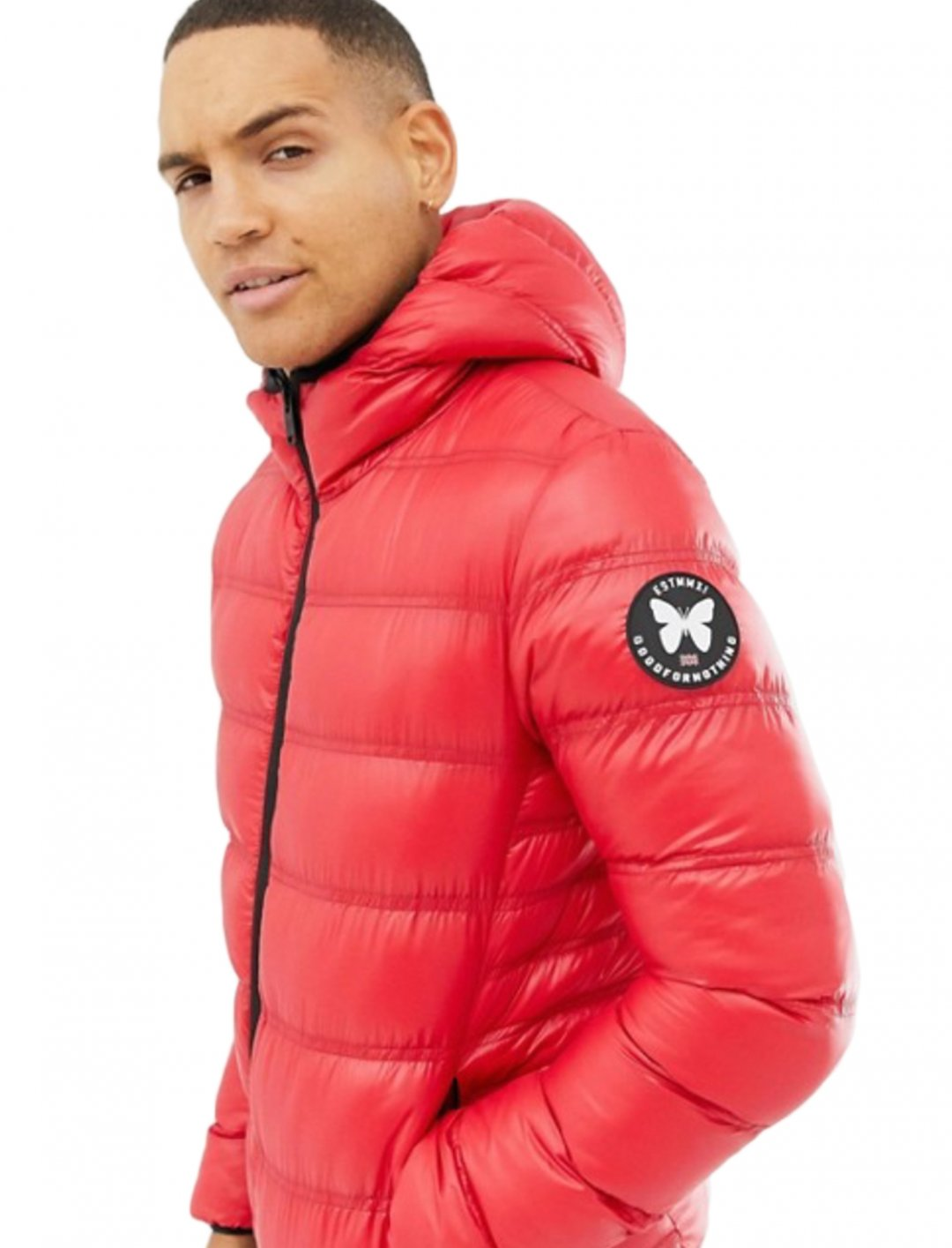 "Puffer Jacket {""id"":5,""product_section_id"":1,""name"":""Clothing"",""order"":5} Good For Nothing"
