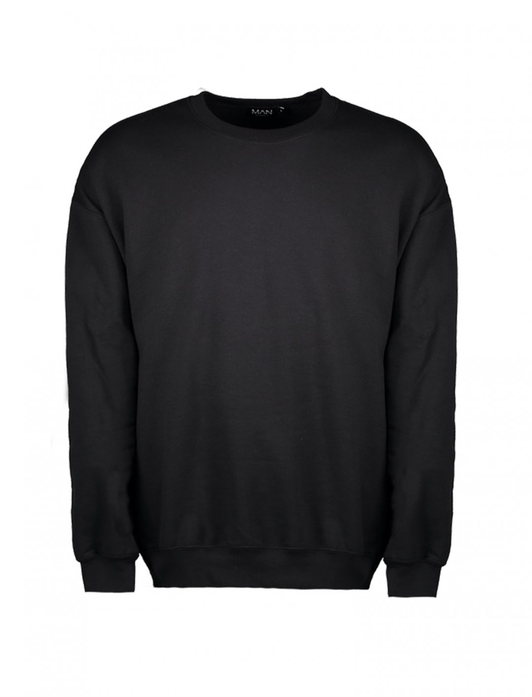 "Sweatshirt In Black {""id"":5,""product_section_id"":1,""name"":""Clothing"",""order"":5} boohoo"