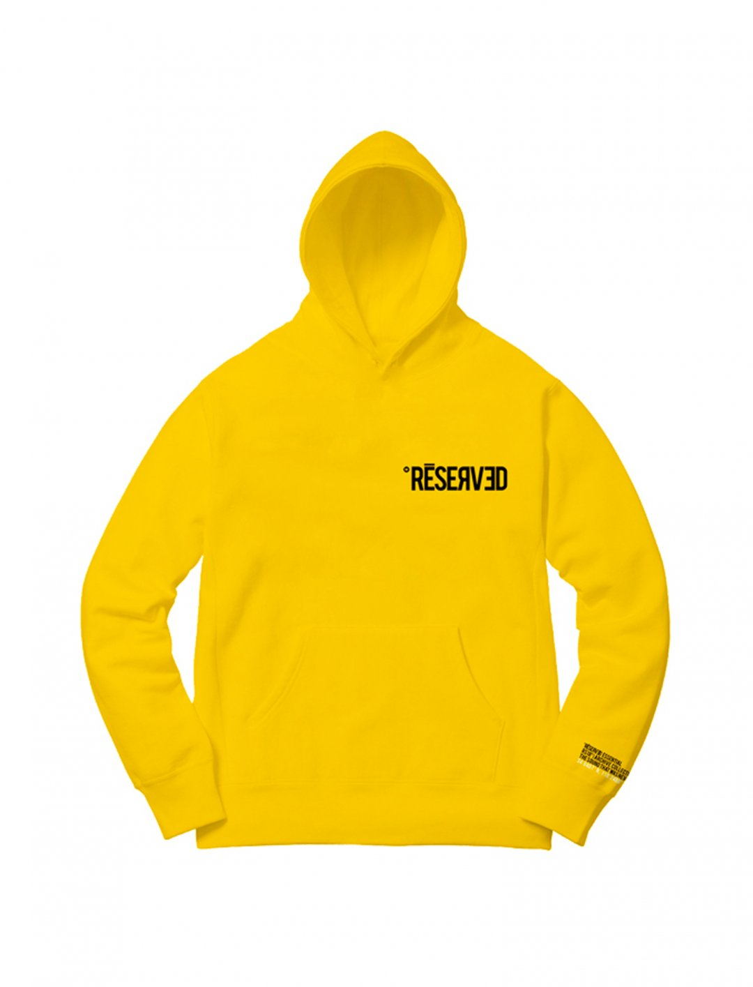 Logo Pullover Clothing Reserved Essential