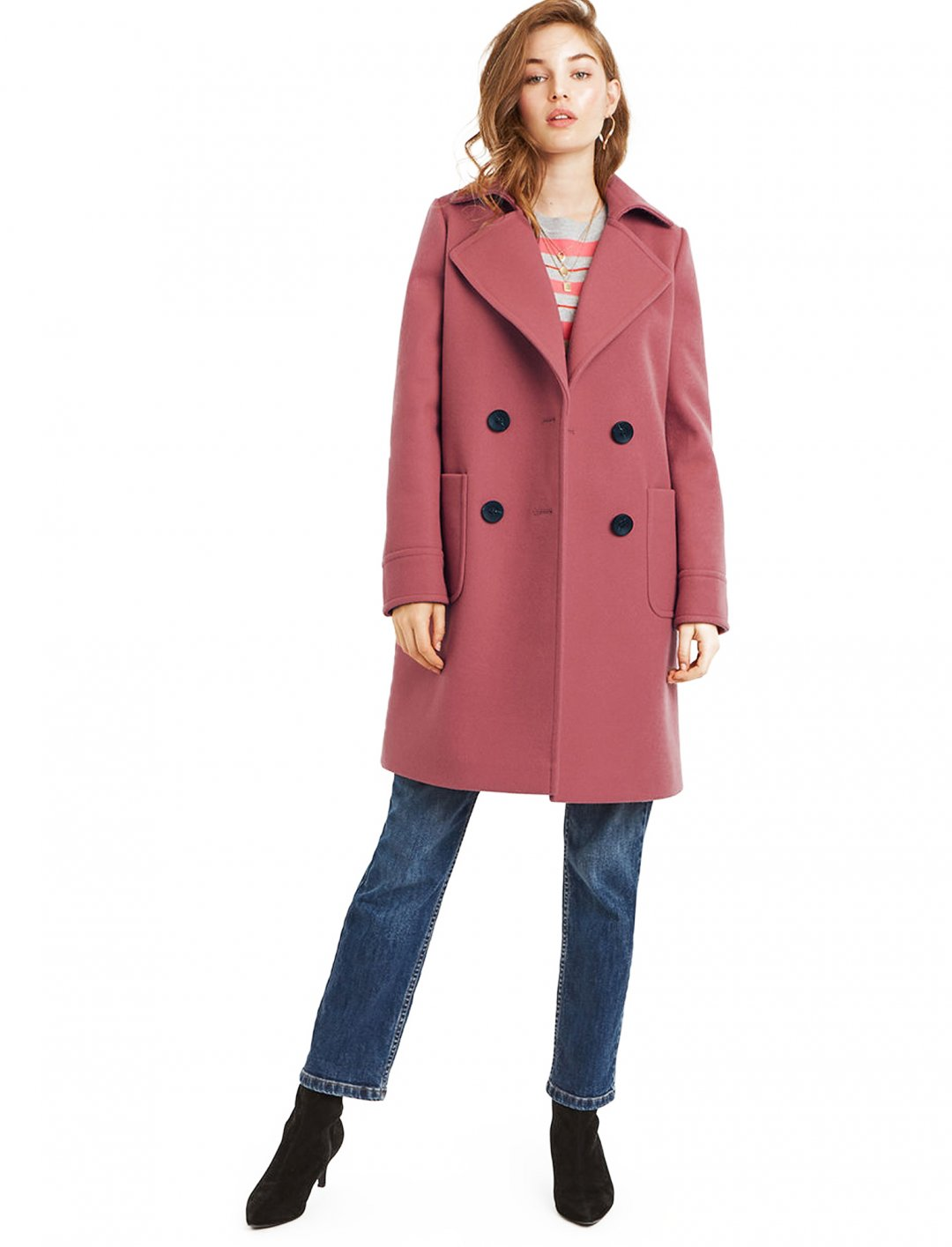 """Button Coat {""""id"""":5,""""product_section_id"""":1,""""name"""":""""Clothing"""",""""order"""":5} Oasis"""