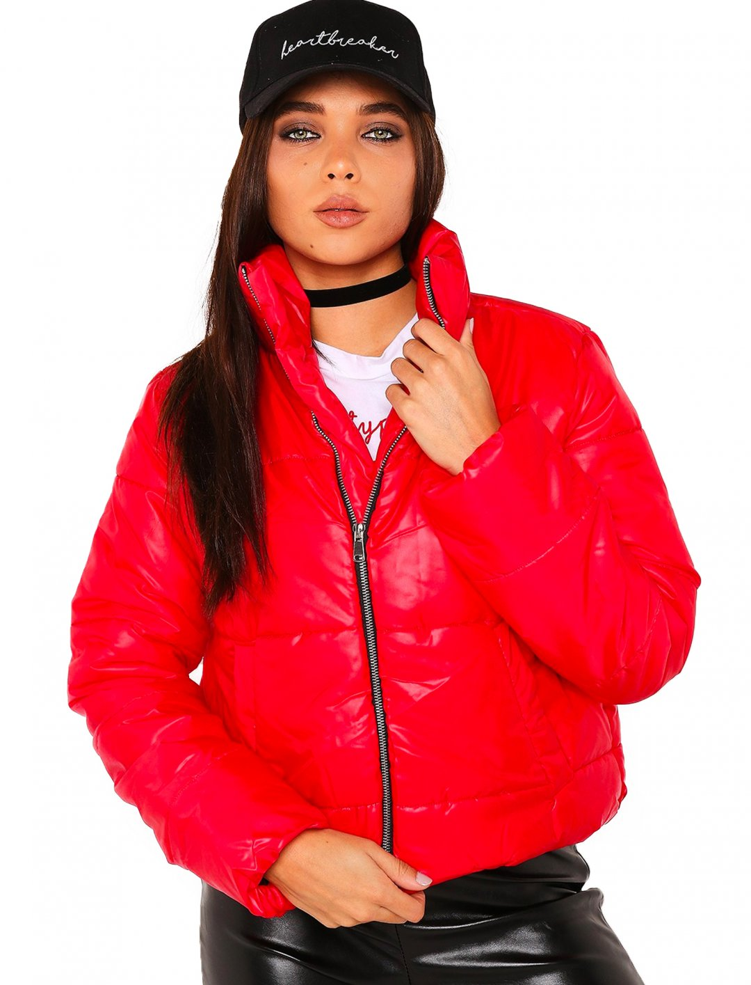 "Cropped Puffer Jacket {""id"":5,""product_section_id"":1,""name"":""Clothing"",""order"":5} Lasula"