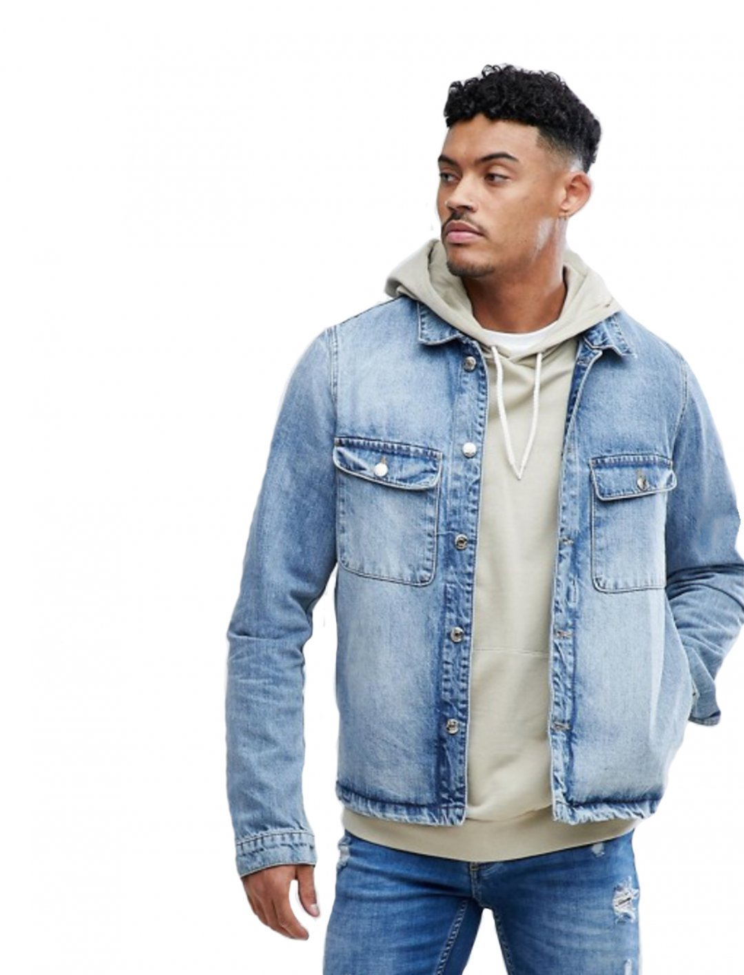 "Denim Jacket {""id"":5,""product_section_id"":1,""name"":""Clothing"",""order"":5} Just Junkies"