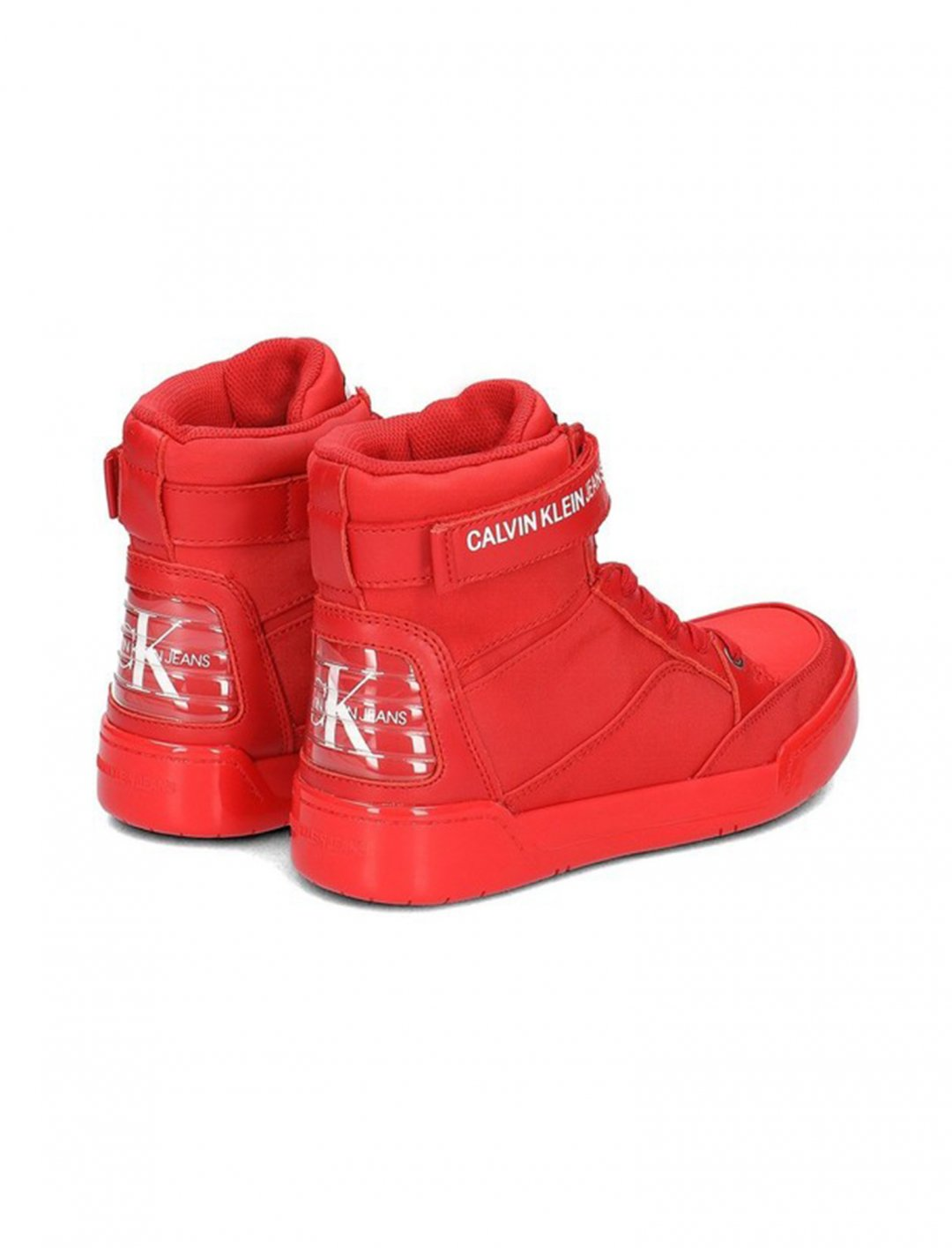 "High Top Trainers {""id"":12,""product_section_id"":1,""name"":""Shoes"",""order"":12} Calvin Klein"
