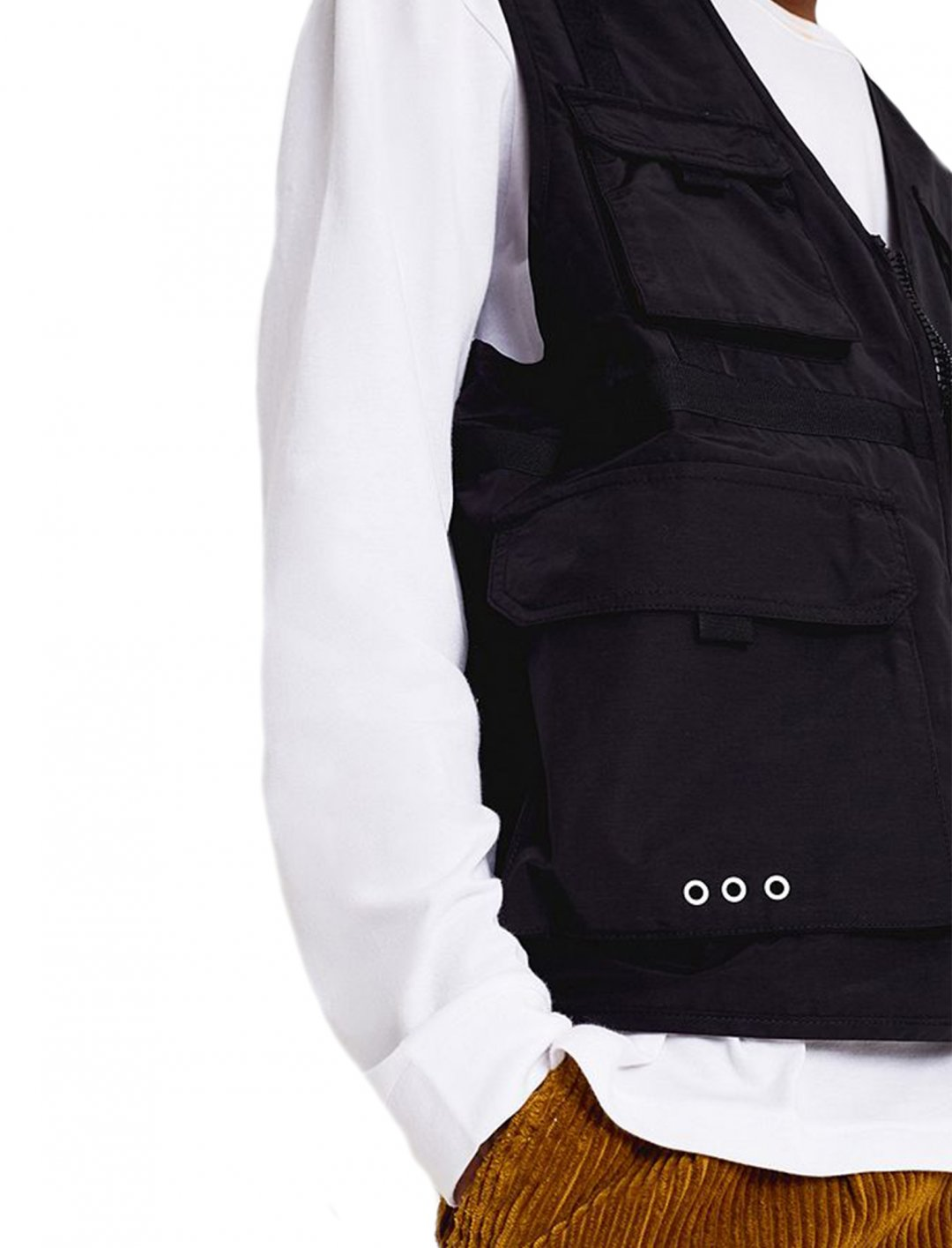 "Military Gilet {""id"":5,""product_section_id"":1,""name"":""Clothing"",""order"":5} Urban Outfitters"