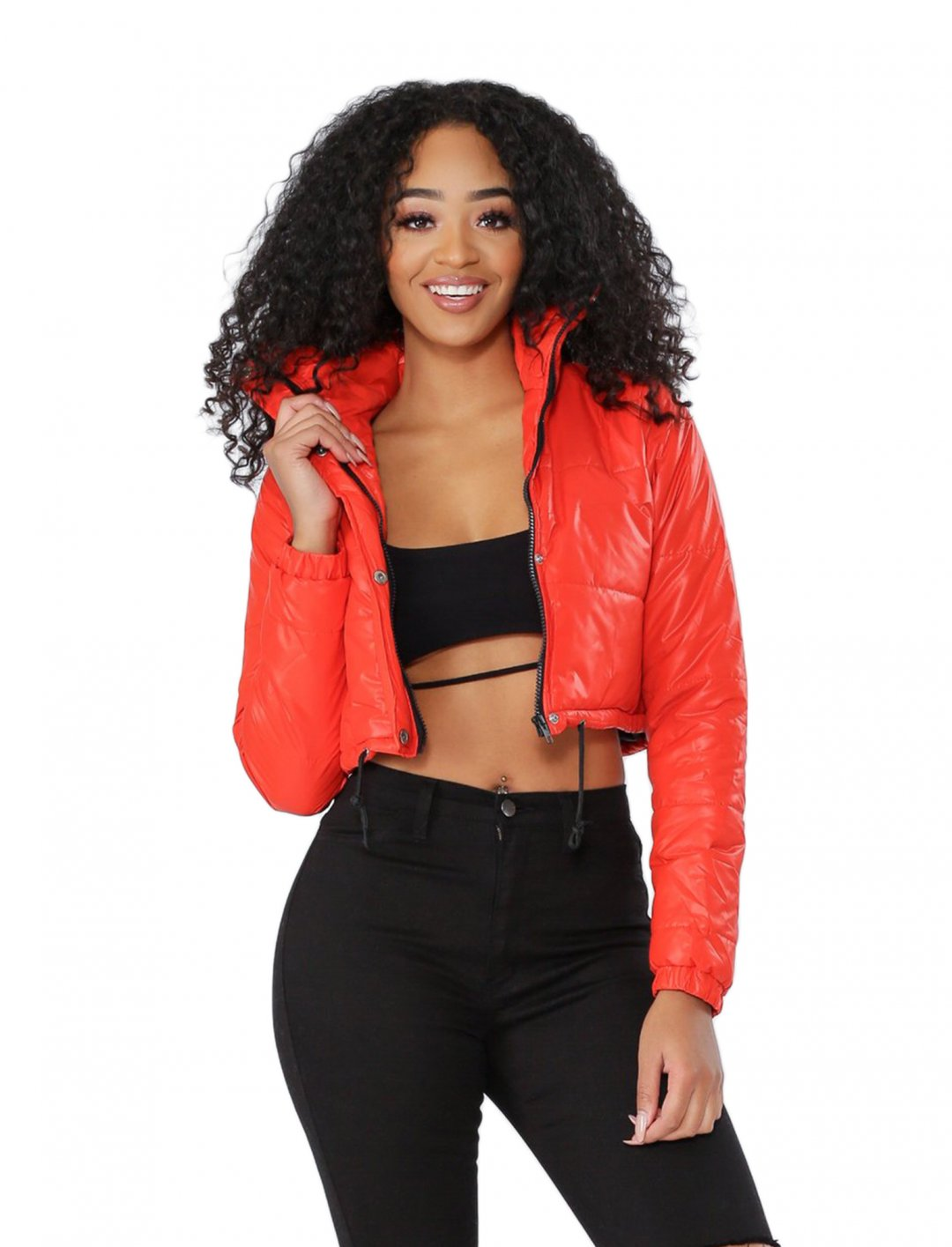 "Serayah's Puffer Jacket {""id"":5,""product_section_id"":1,""name"":""Clothing"",""order"":5} Know Style"