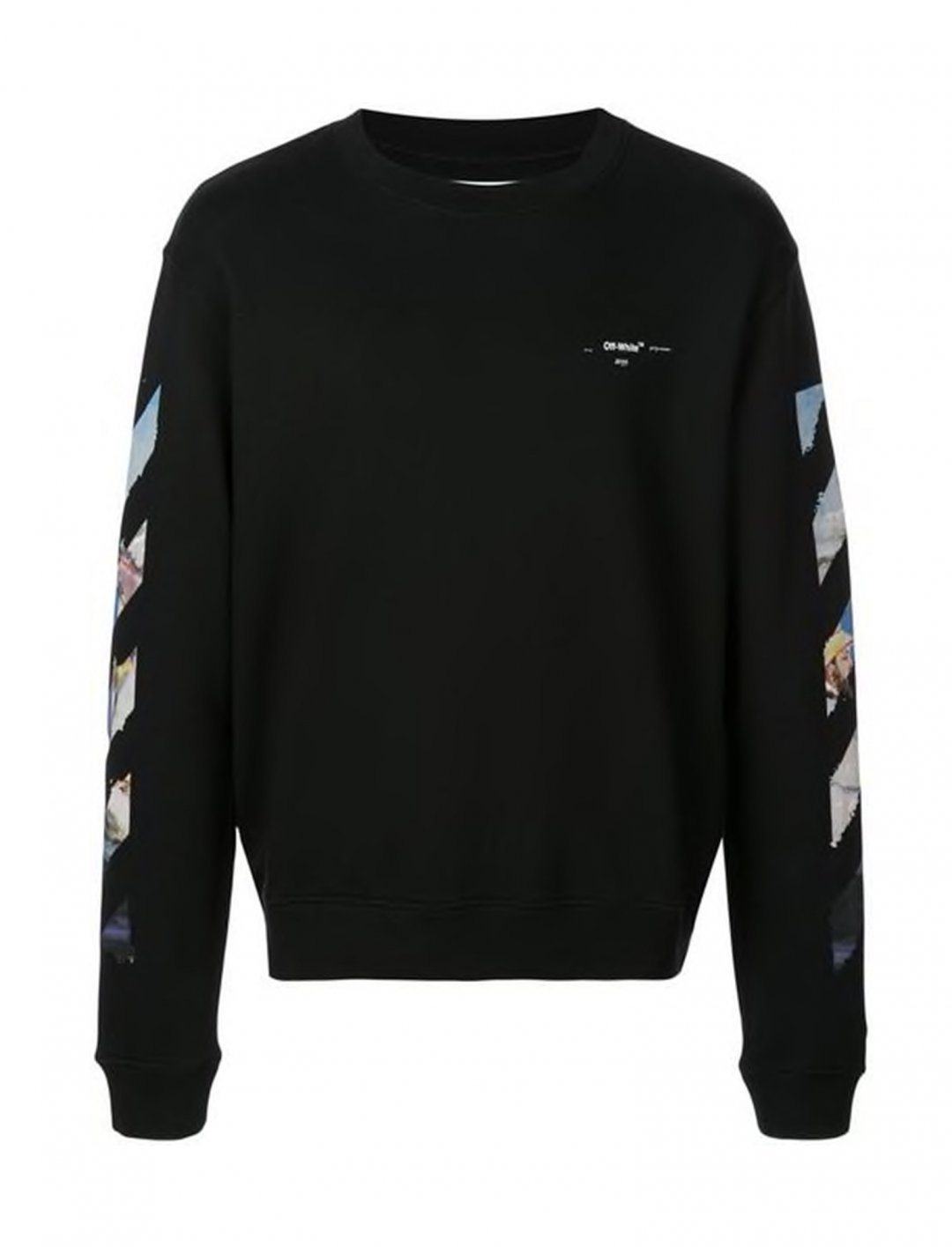 Sweatshirt, With Arrows, Off-White from Kitchen Kings Music