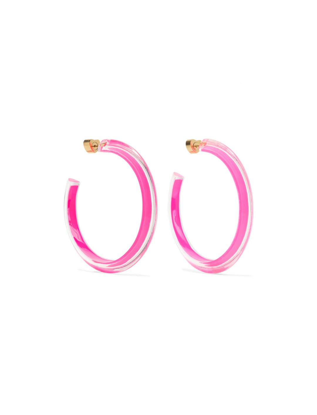 """Bebe Rexha's Hoop Earrings {""""id"""":16,""""product_section_id"""":1,""""name"""":""""Accessories"""",""""order"""":15} Alison Lou"""