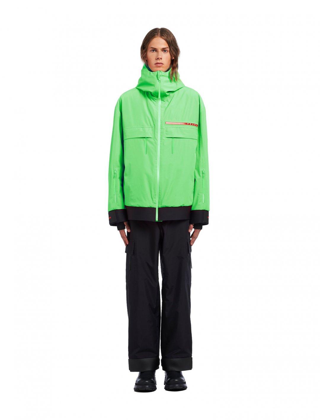 "Bebe Rexha's Jacket {""id"":5,""product_section_id"":1,""name"":""Clothing"",""order"":5} Prada"