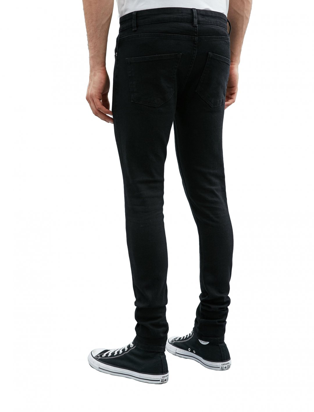 """Jeans In Black {""""id"""":5,""""product_section_id"""":1,""""name"""":""""Clothing"""",""""order"""":5} Mennace"""