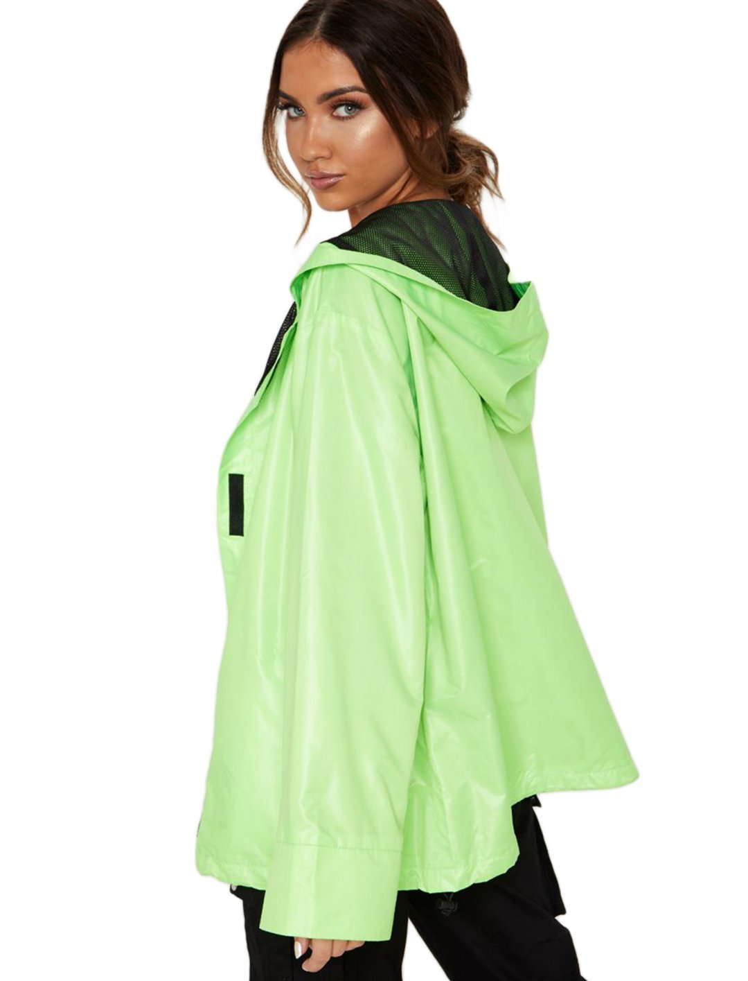 """Neon Jacket {""""id"""":5,""""product_section_id"""":1,""""name"""":""""Clothing"""",""""order"""":5} Pretty Little Thin"""