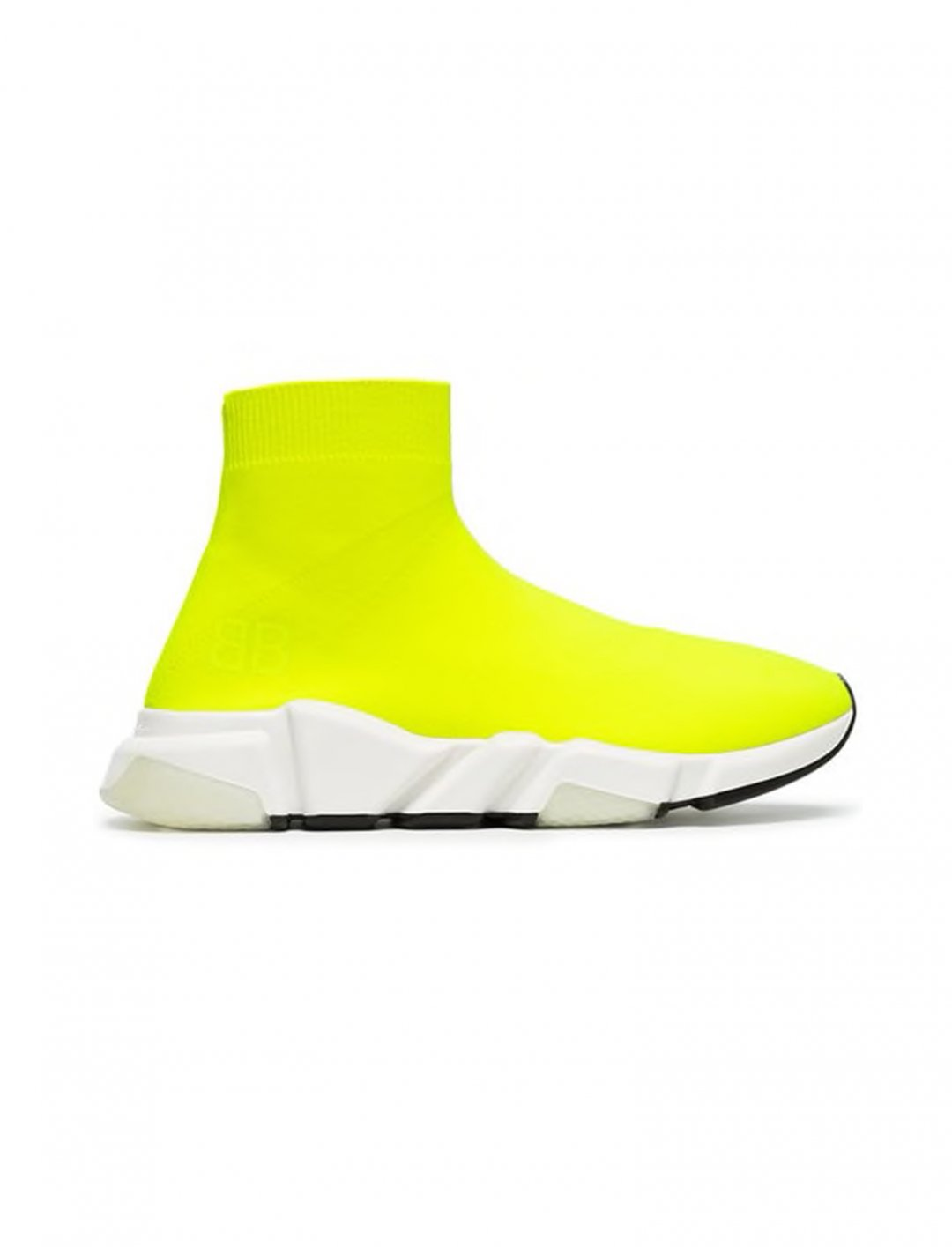 """Sneakers In Yellow Neon {""""id"""":12,""""product_section_id"""":1,""""name"""":""""Shoes"""",""""order"""":12} Balenciaga"""