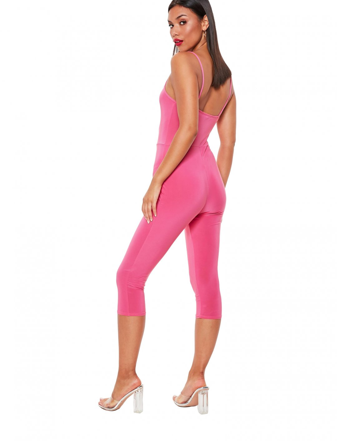 """Unitard In Pink {""""id"""":5,""""product_section_id"""":1,""""name"""":""""Clothing"""",""""order"""":5} Missguided"""