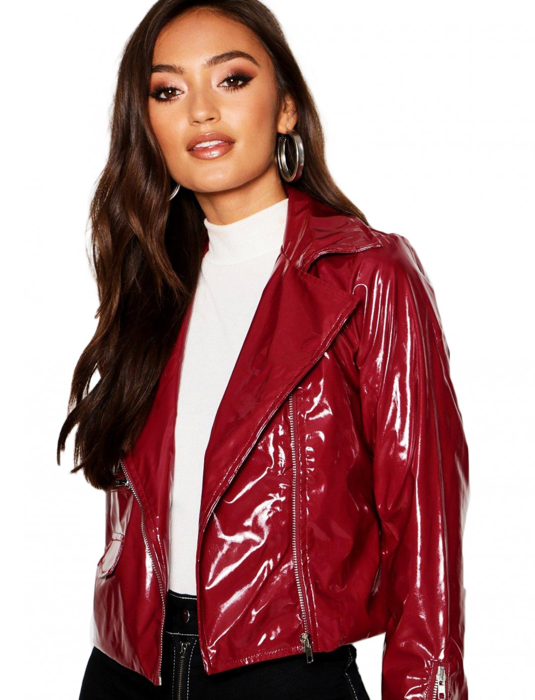 "Biker Jacker {""id"":5,""product_section_id"":1,""name"":""Clothing"",""order"":5} boohoo"