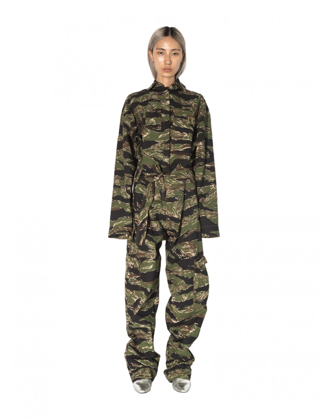 "Dinah Jane's Camo Overall {""id"":5,""product_section_id"":1,""name"":""Clothing"",""order"":5} Brashy Studios"