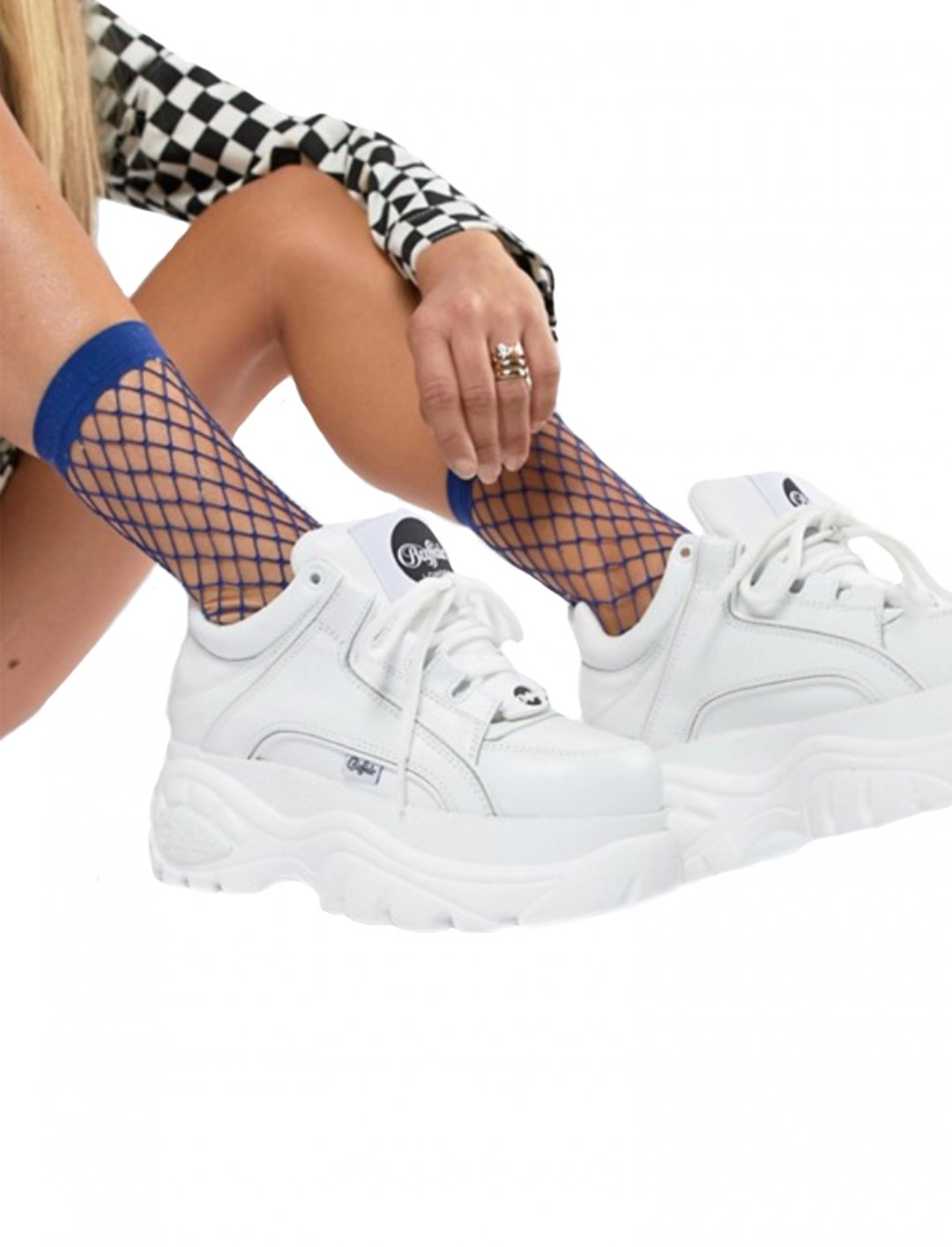 "Dinah Jane's Platform Trainers {""id"":12,""product_section_id"":1,""name"":""Shoes"",""order"":12} Buffalo London"