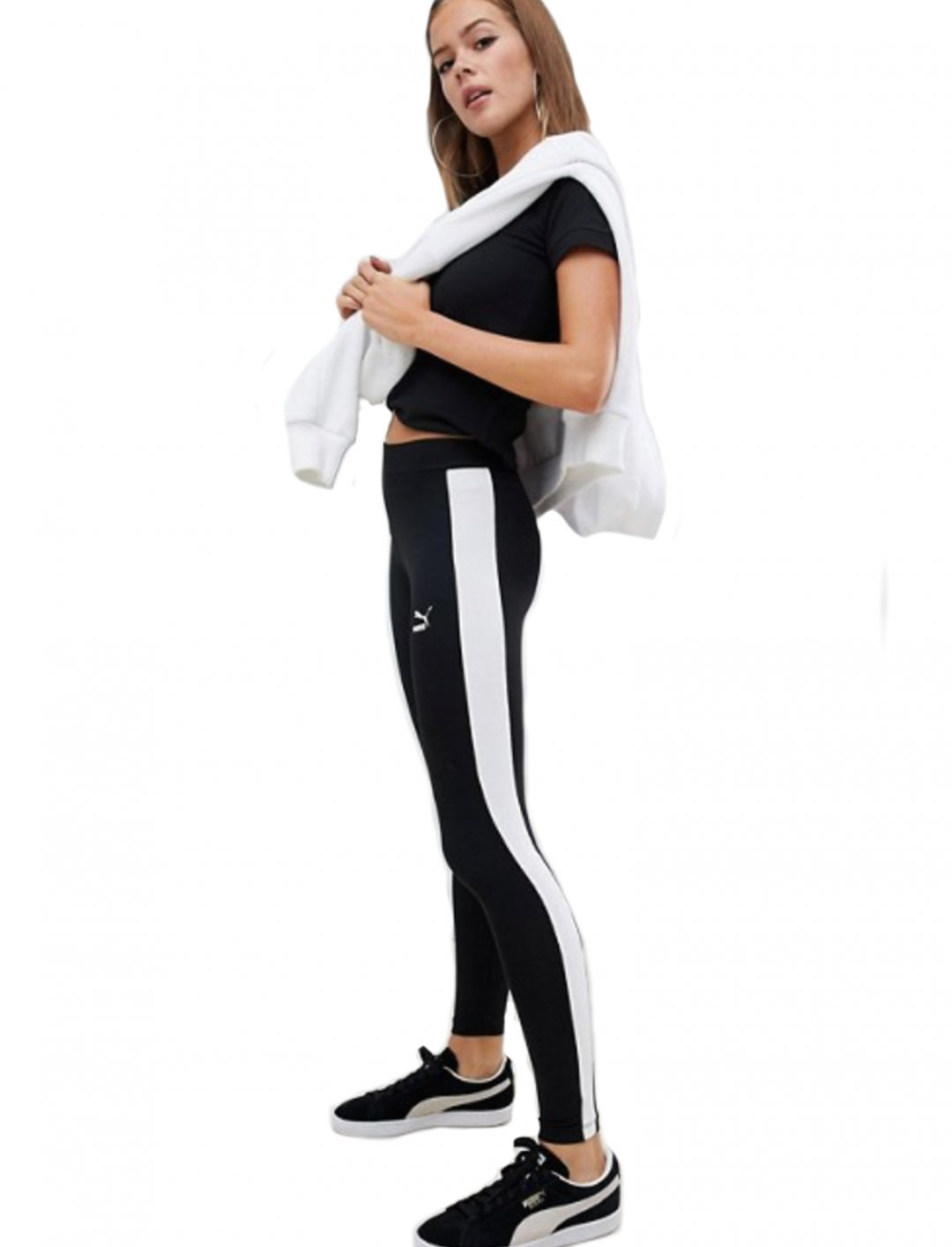 "Logo Legging {""id"":5,""product_section_id"":1,""name"":""Clothing"",""order"":5} Puma"