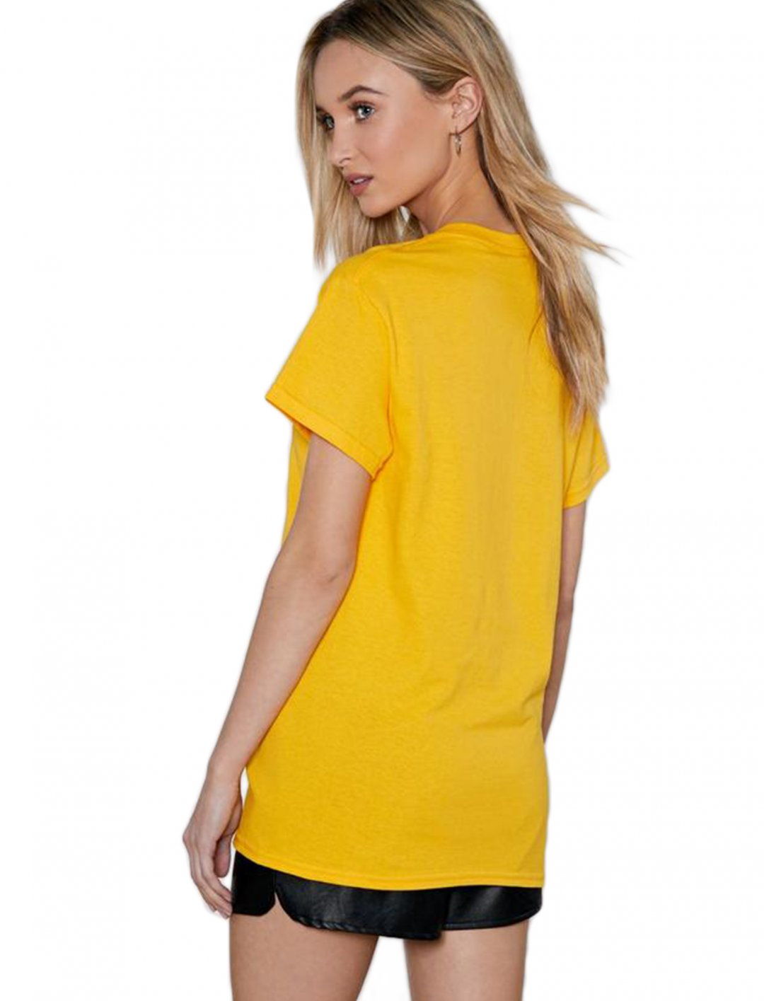 "Wild Honey Tee {""id"":5,""product_section_id"":1,""name"":""Clothing"",""order"":5} Nasty Gal"