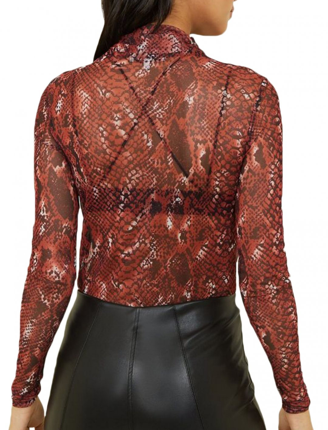 "Mesh Top {""id"":5,""product_section_id"":1,""name"":""Clothing"",""order"":5} New Look"