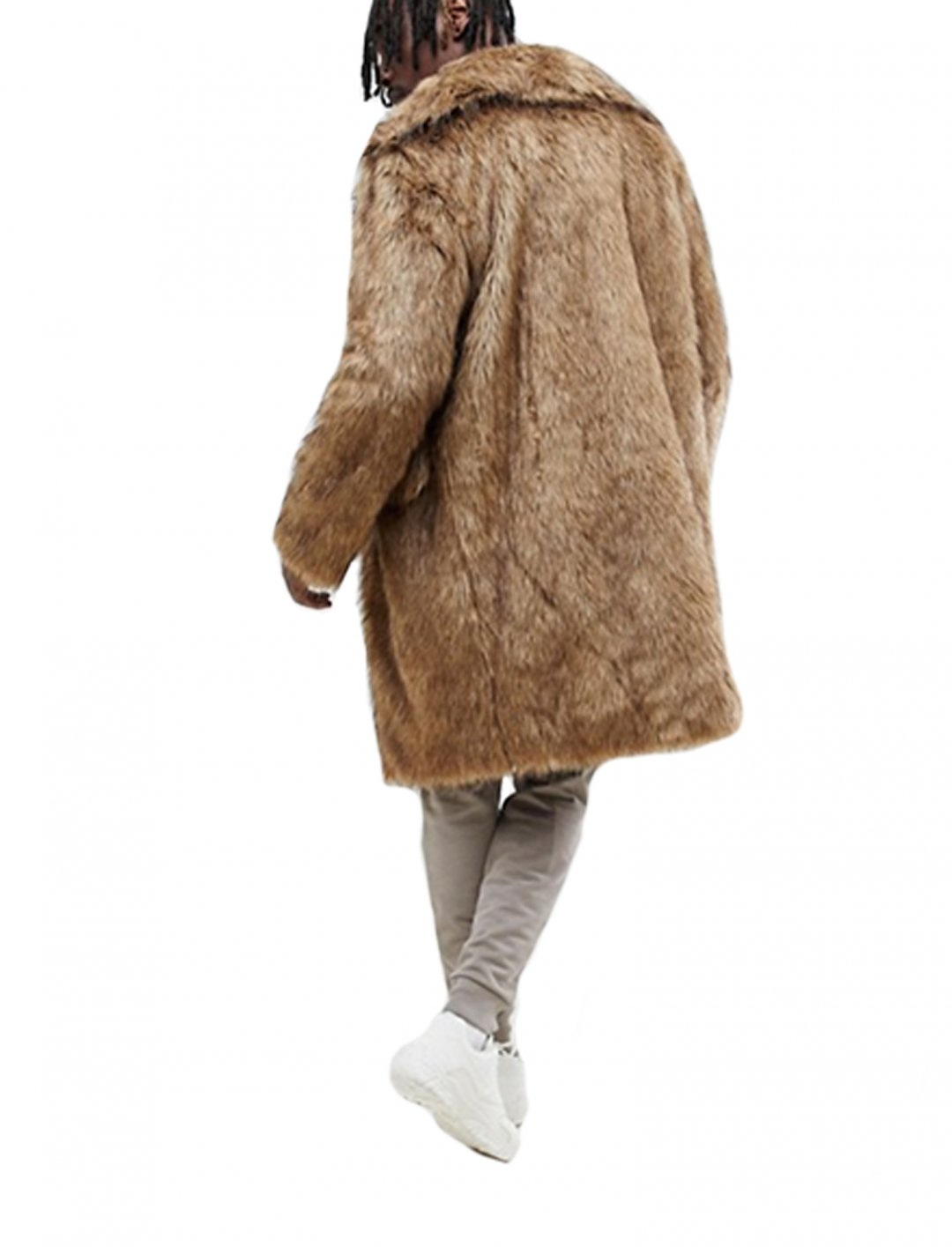 "Faux Fur Coat {""id"":5,""product_section_id"":1,""name"":""Clothing"",""order"":5} The New County"