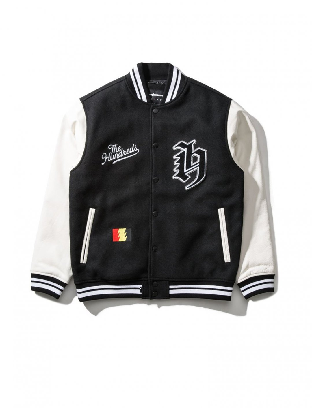 """Gashi's Jackets {""""id"""":5,""""product_section_id"""":1,""""name"""":""""Clothing"""",""""order"""":5} The Hundreds"""