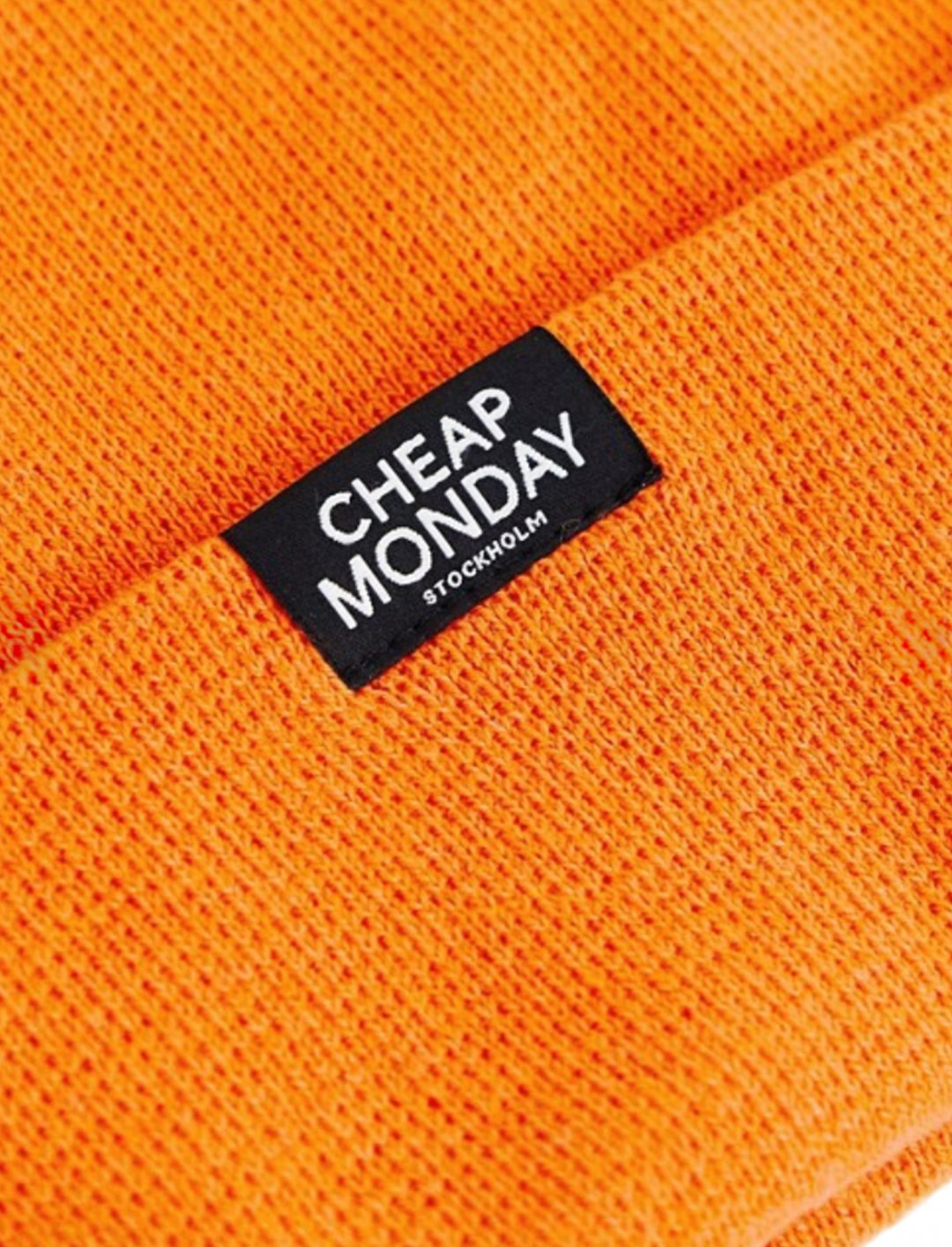 """Logo Beanie {""""id"""":16,""""product_section_id"""":1,""""name"""":""""Accessories"""",""""order"""":15} Cheap Monday"""