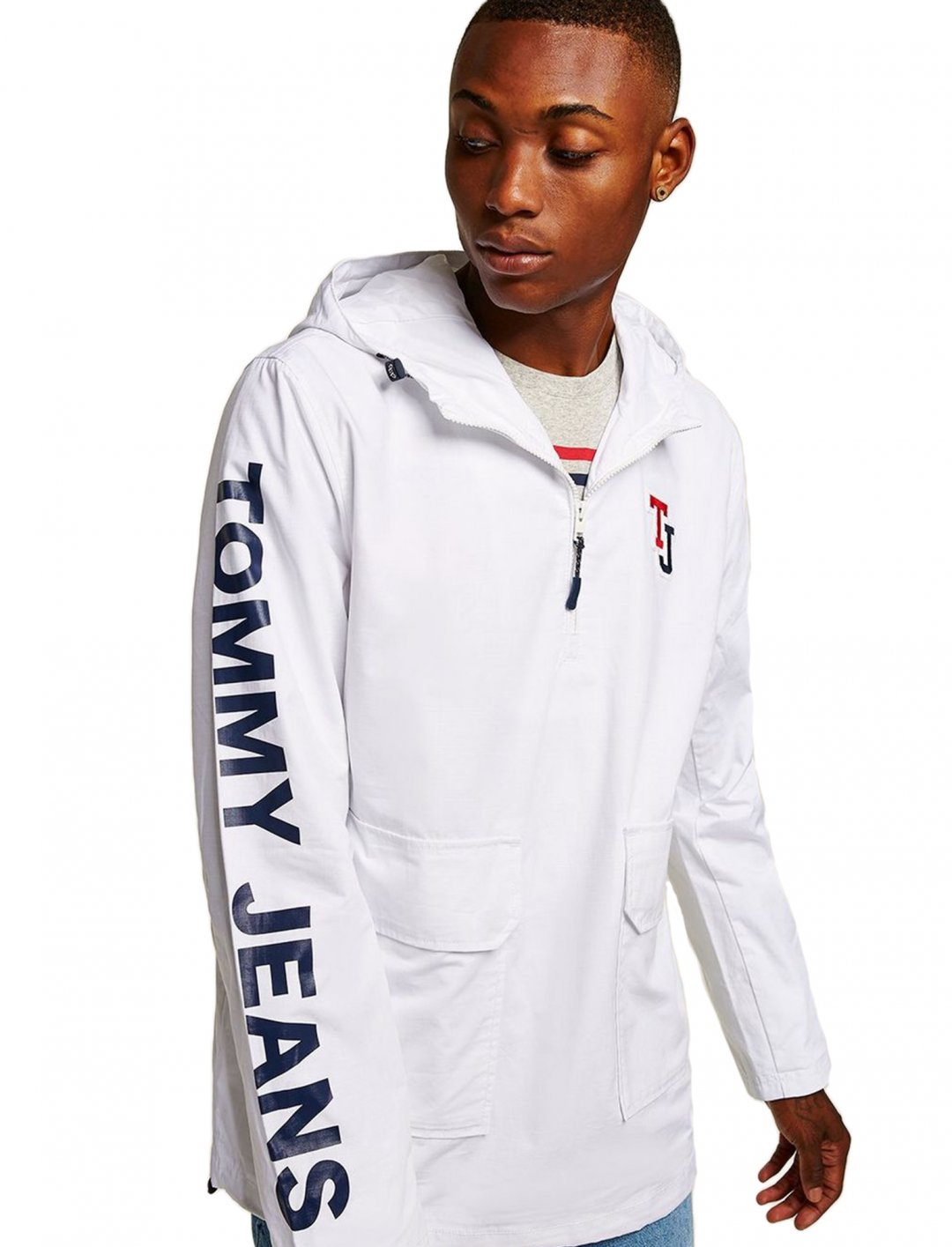 """Logo Jacket {""""id"""":5,""""product_section_id"""":1,""""name"""":""""Clothing"""",""""order"""":5} Tommy Hilfiger"""