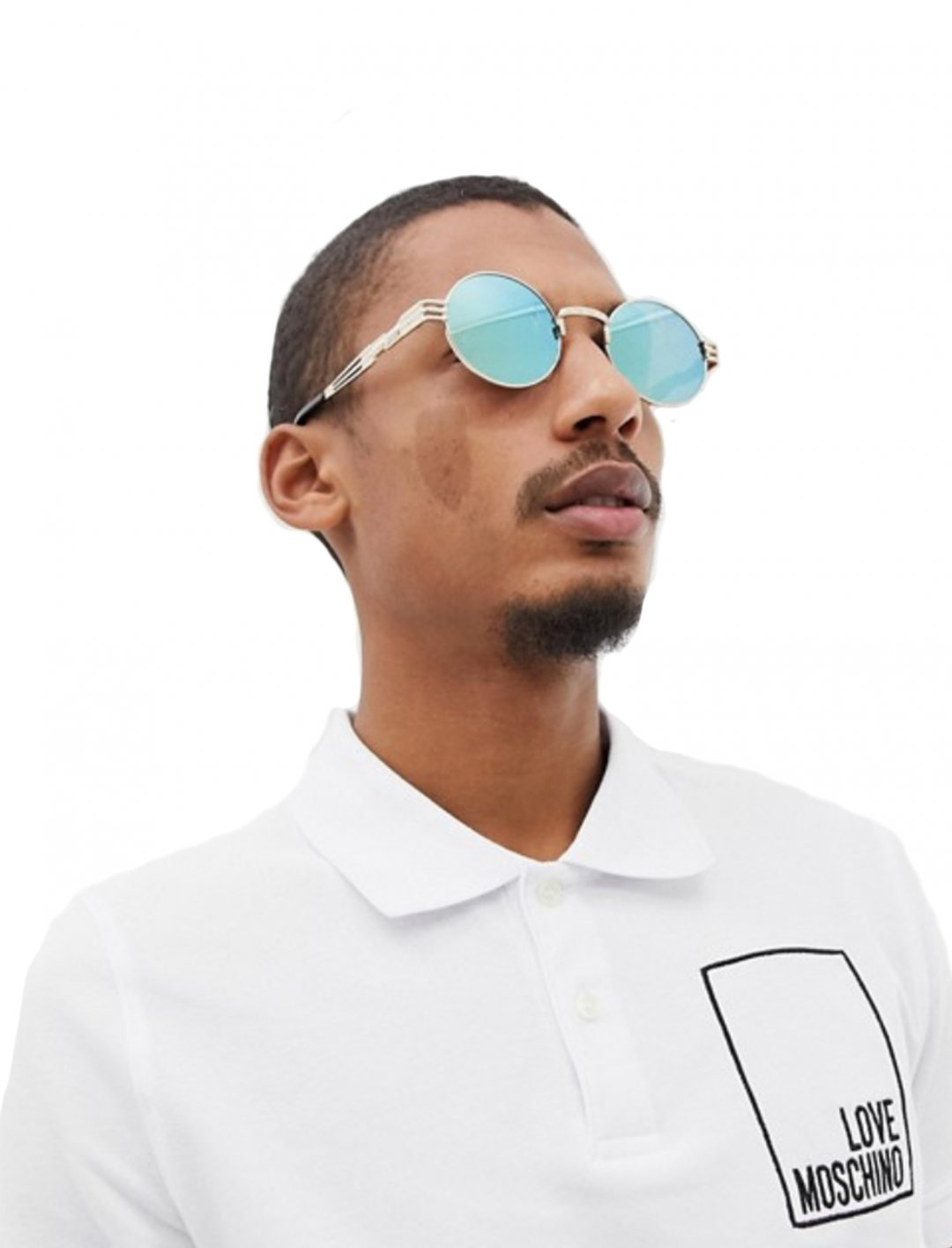 """Round Sunglasses {""""id"""":16,""""product_section_id"""":1,""""name"""":""""Accessories"""",""""order"""":15} ASOS DESIGN"""