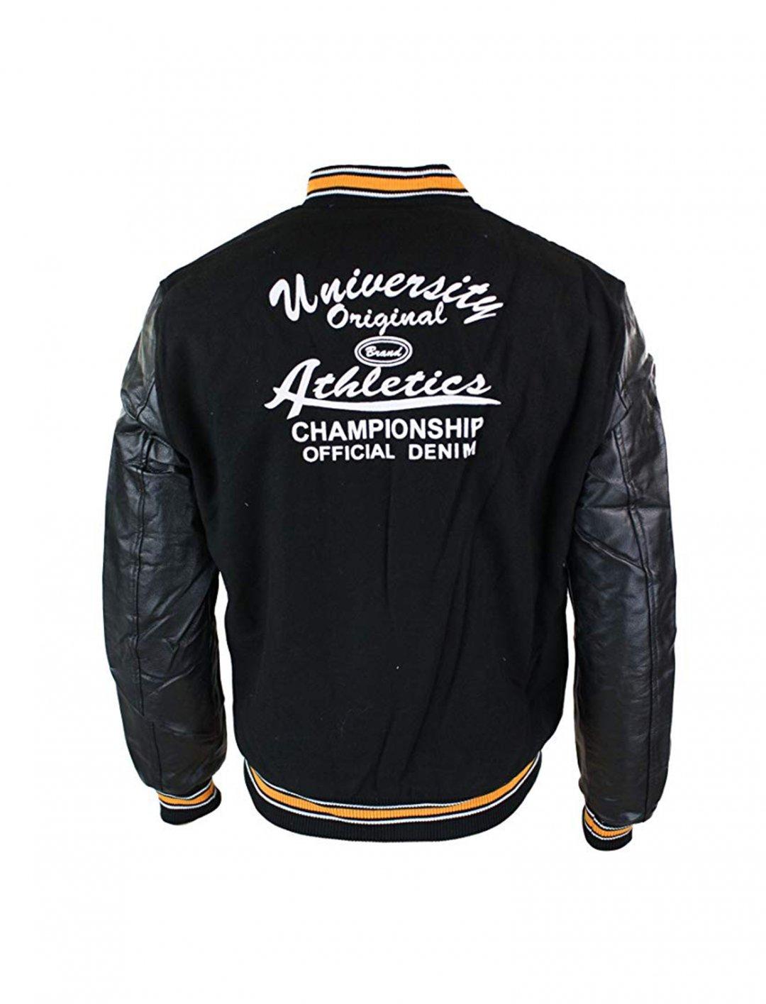 """Varsity Jacket {""""id"""":5,""""product_section_id"""":1,""""name"""":""""Clothing"""",""""order"""":5} Oxking"""