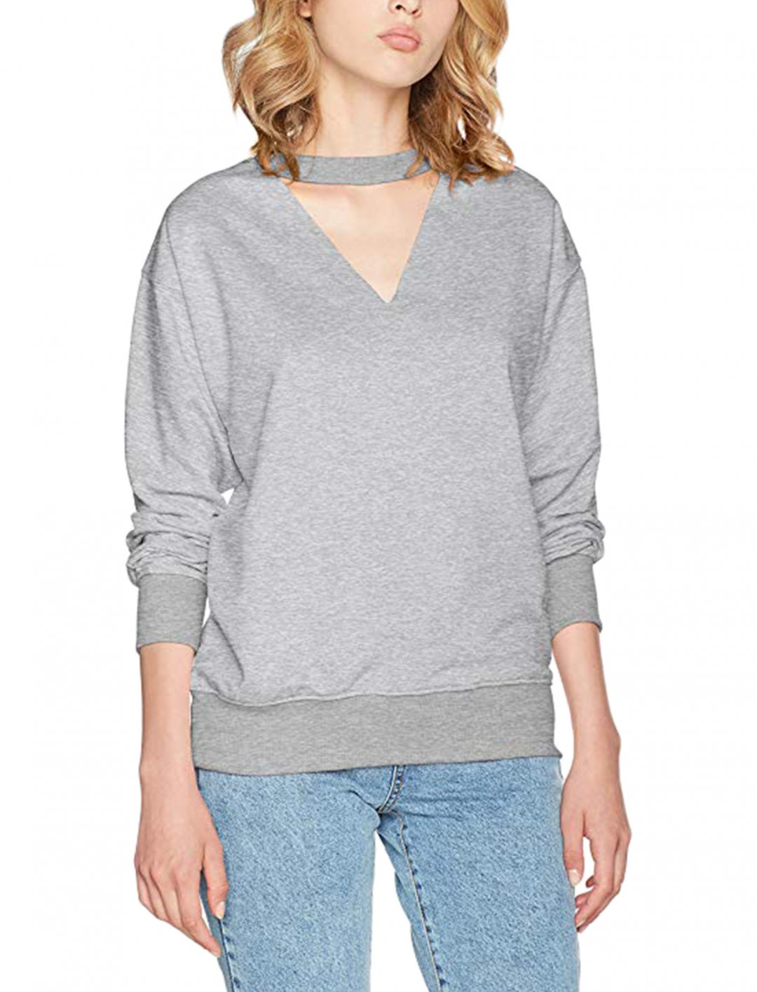"Choker Neck Jumper {""id"":5,""product_section_id"":1,""name"":""Clothing"",""order"":5} Miss Selfridge"