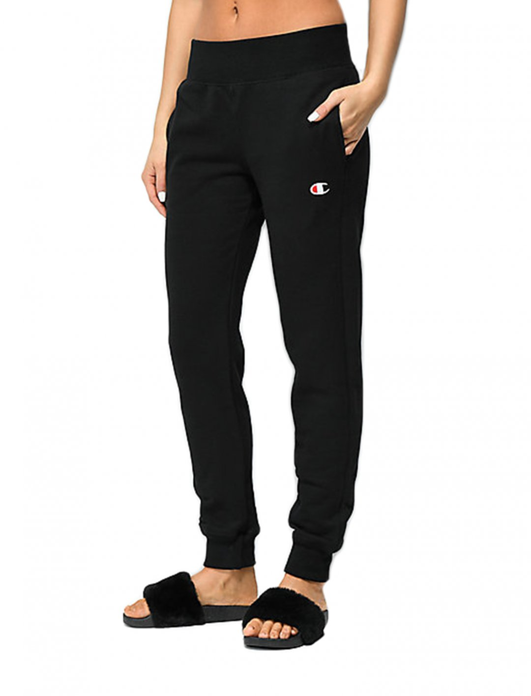 "H.E.R.'s Joggers {""id"":5,""product_section_id"":1,""name"":""Clothing"",""order"":5} Champion"