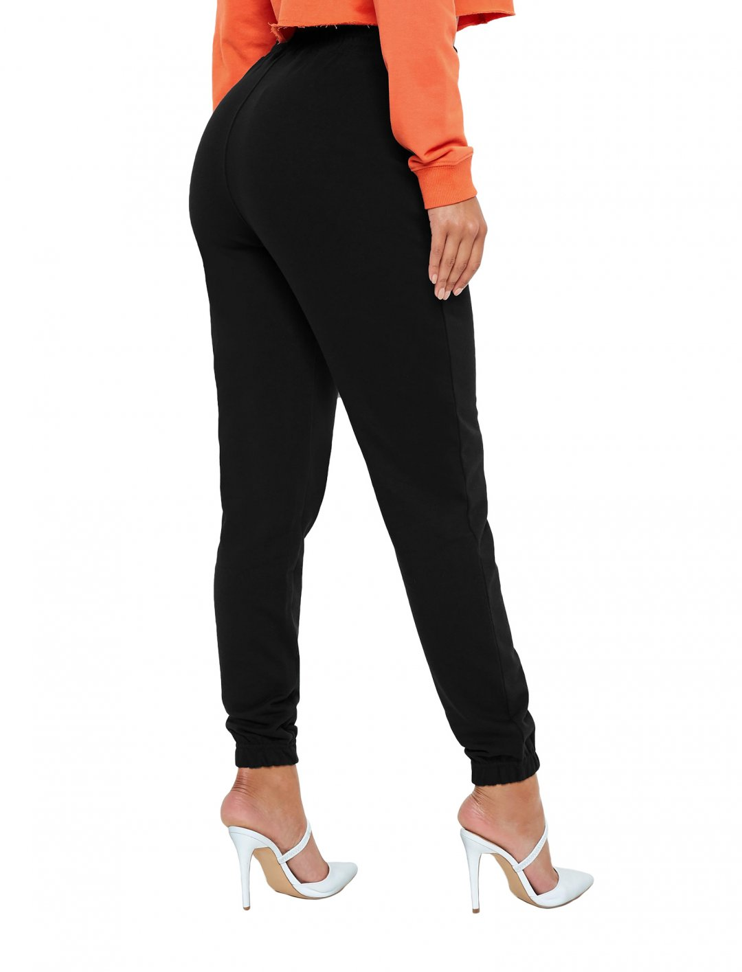 "Joggers In Black {""id"":5,""product_section_id"":1,""name"":""Clothing"",""order"":5} Missguided"