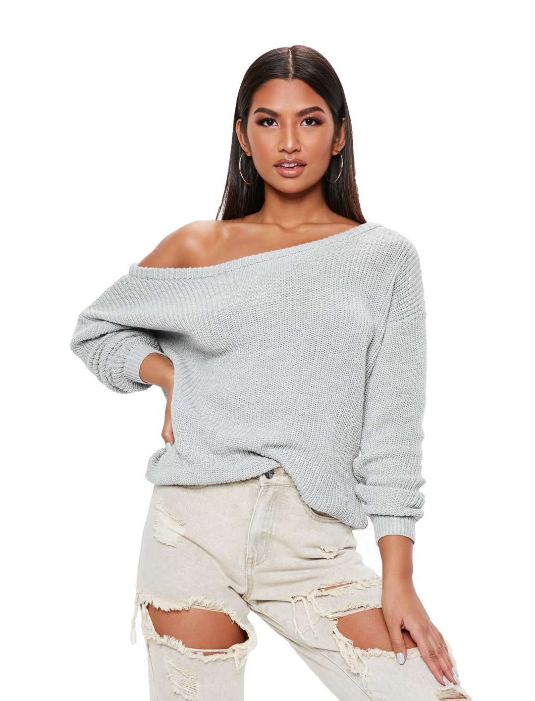 "Knitted Jumper {""id"":5,""product_section_id"":1,""name"":""Clothing"",""order"":5} Missguided"