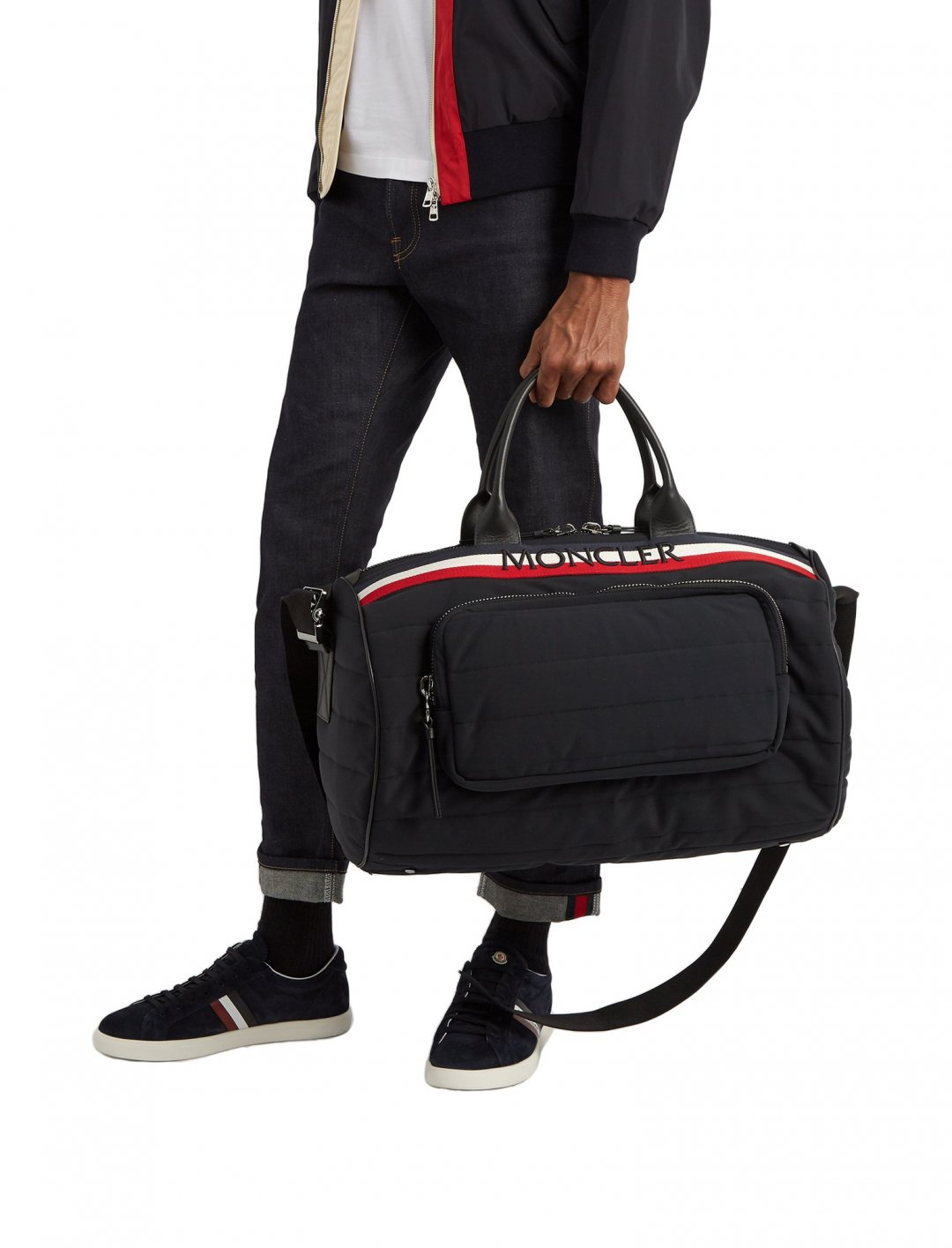 Headie One's Holdall Bags Moncler