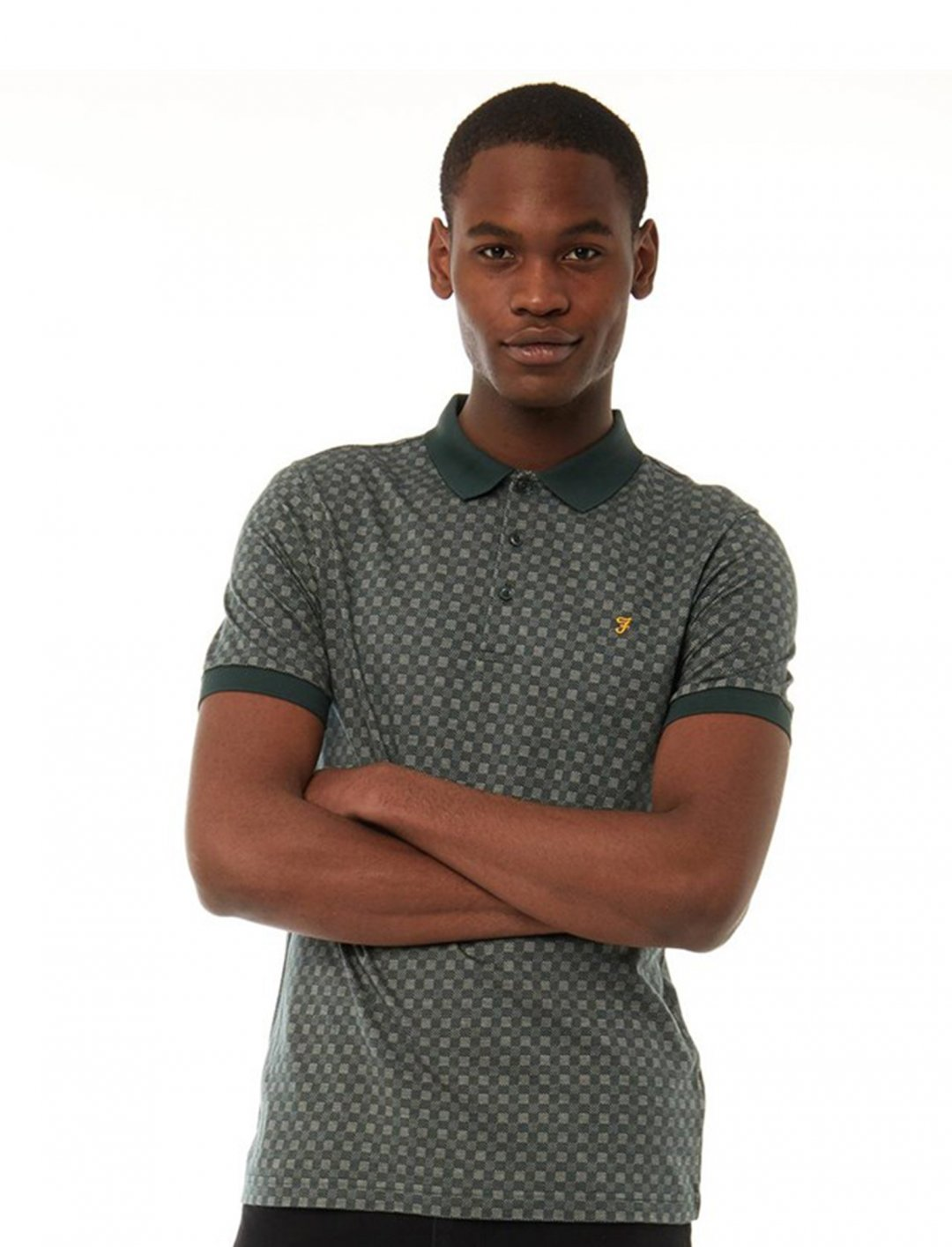 "Polo Shirt {""id"":5,""product_section_id"":1,""name"":""Clothing"",""order"":5} Farah"