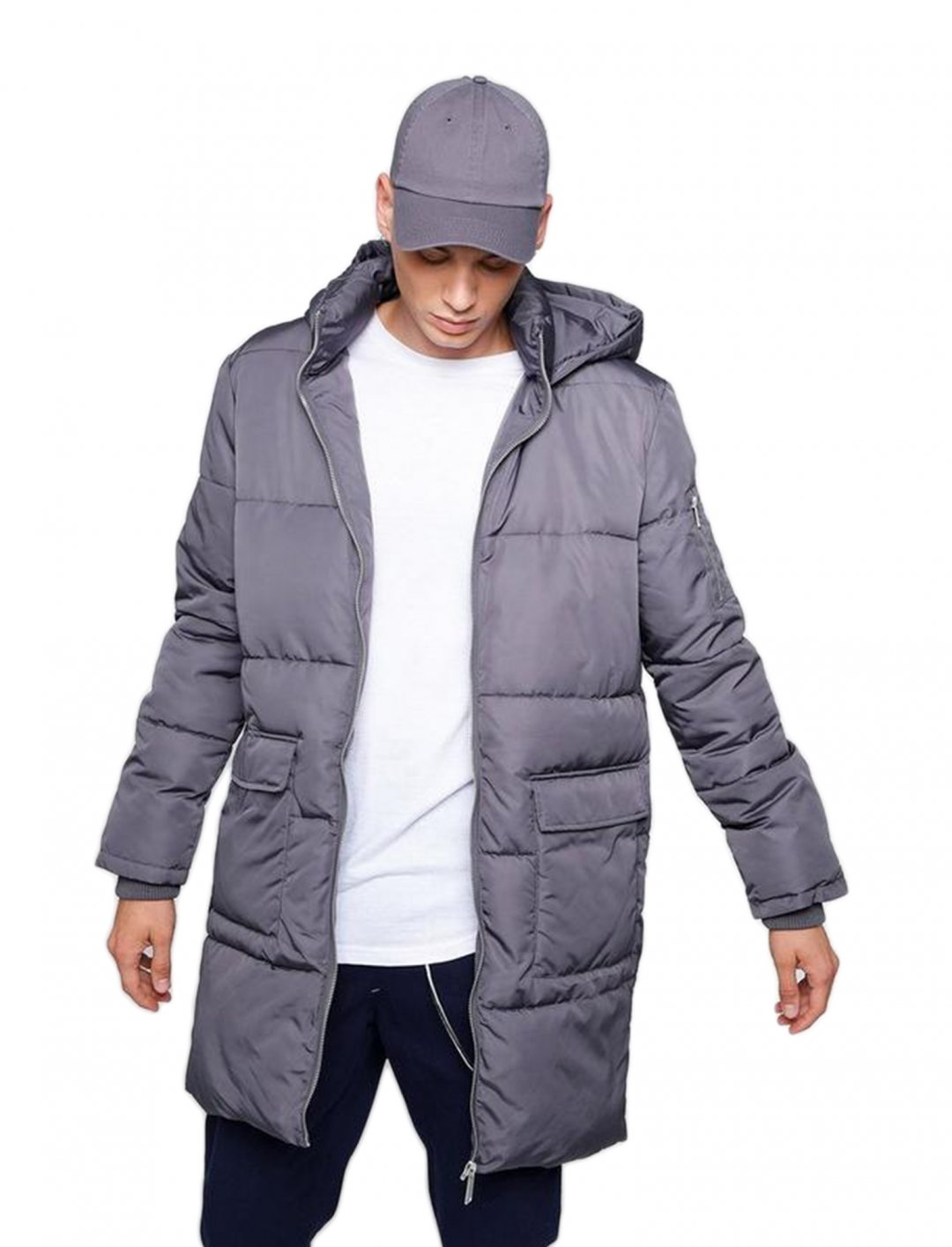 "Puffer Coat {""id"":5,""product_section_id"":1,""name"":""Clothing"",""order"":5} boohooMAN"