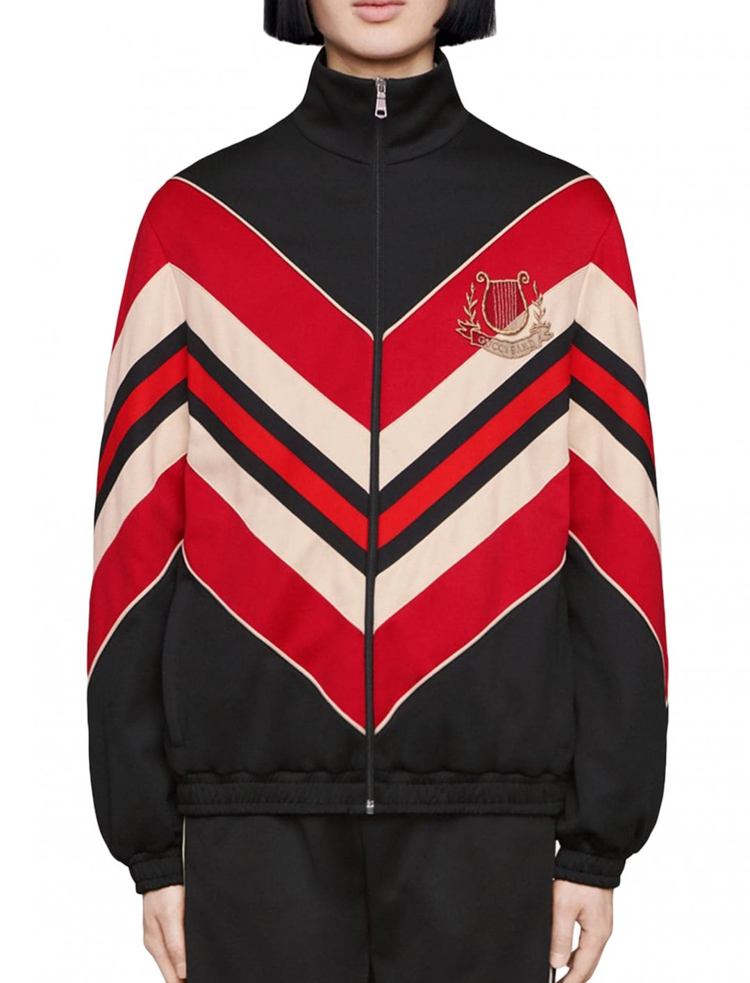 Red Oversize Jacket Clothing Gucci