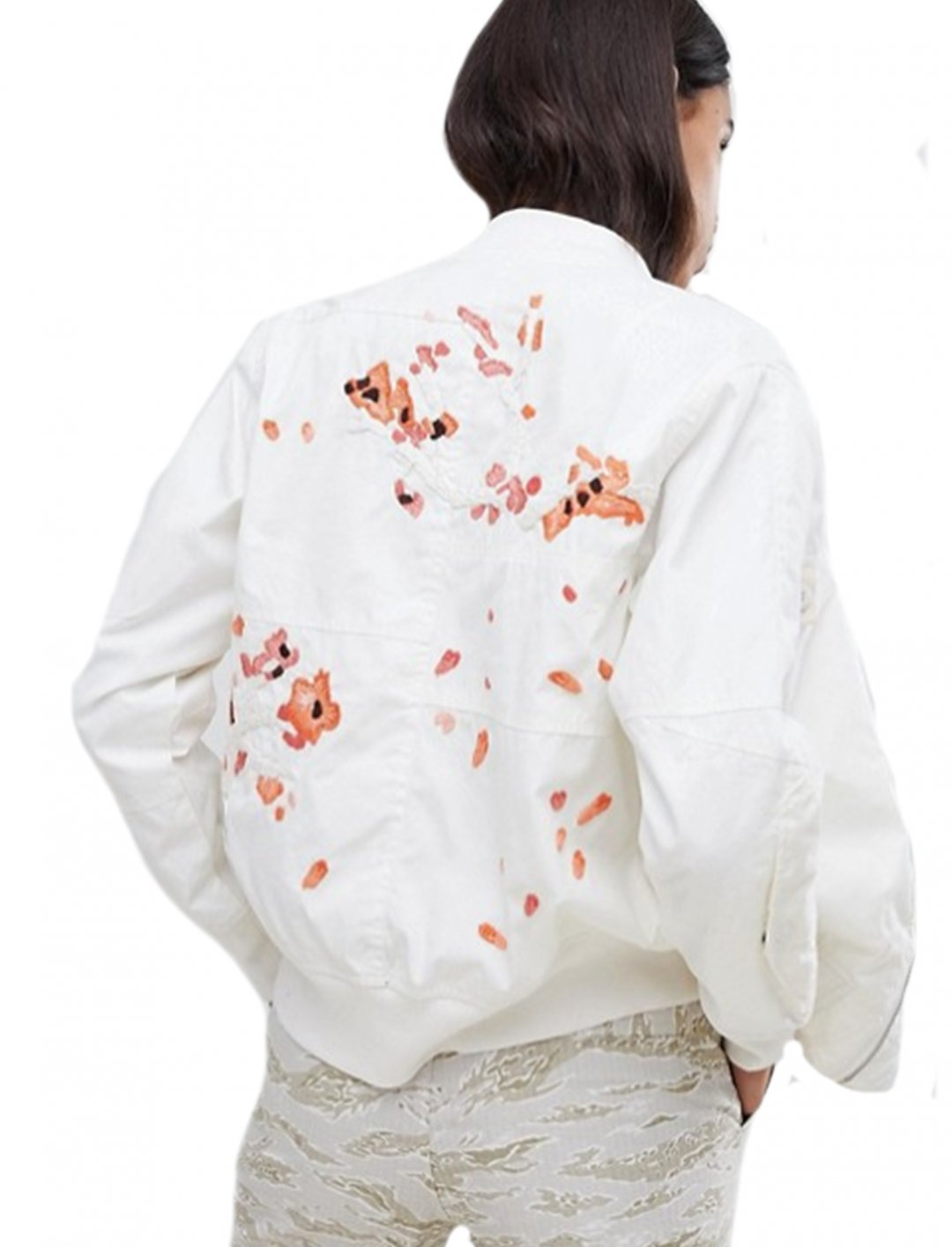 """Bomber Jacket {""""id"""":5,""""product_section_id"""":1,""""name"""":""""Clothing"""",""""order"""":5} Maharishi"""