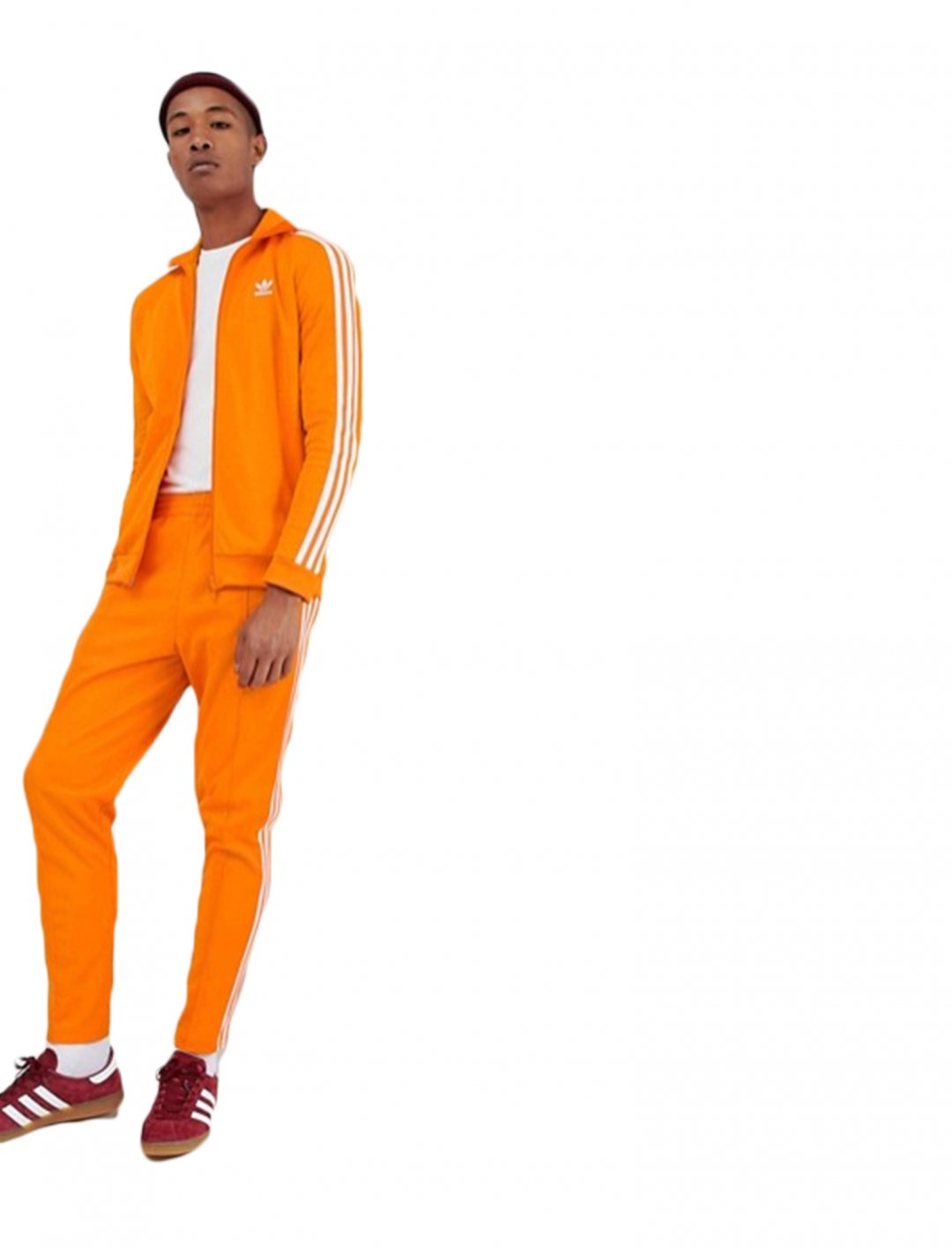 "Joggers In Orange {""id"":5,""product_section_id"":1,""name"":""Clothing"",""order"":5} adidas"