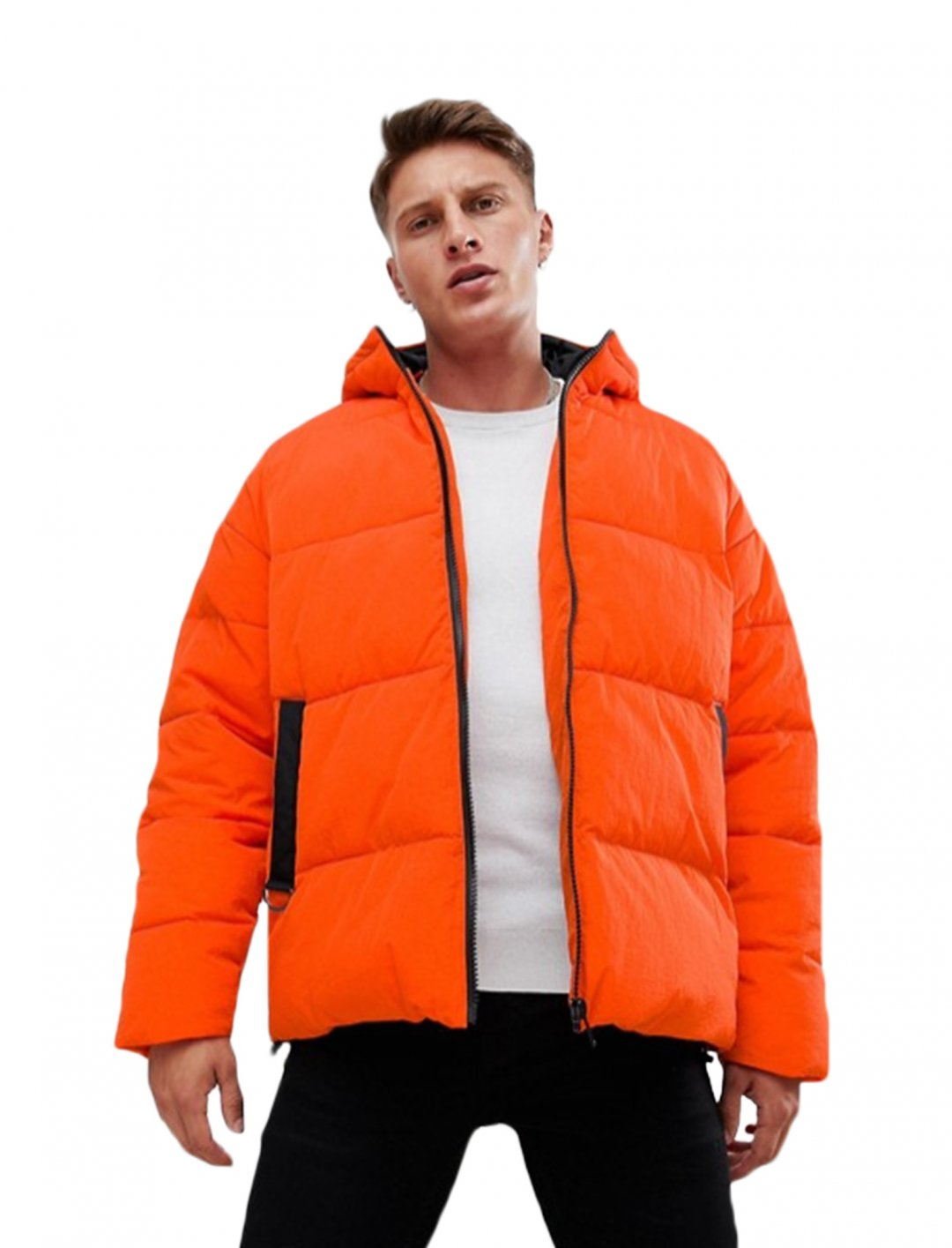 "Puffer Jacket {""id"":5,""product_section_id"":1,""name"":""Clothing"",""order"":5} ASOS DESIGN"