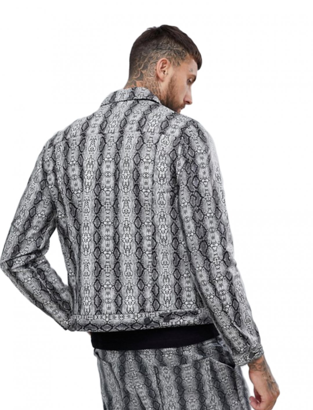 Jax Jones' Jacket Clothing ASOS DESIGN
