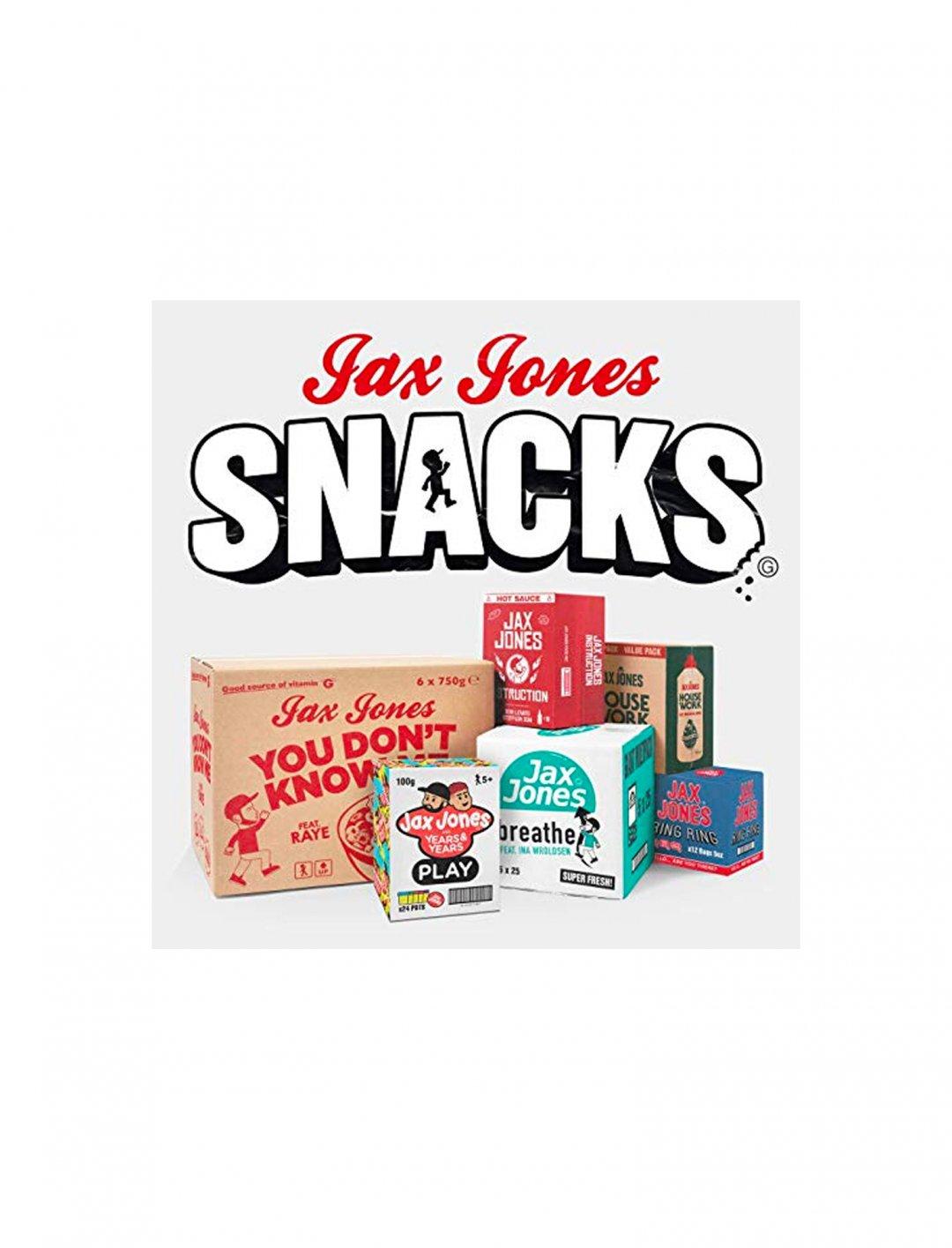 Play Single Music & Ringtone Jax Jones & Years & Years